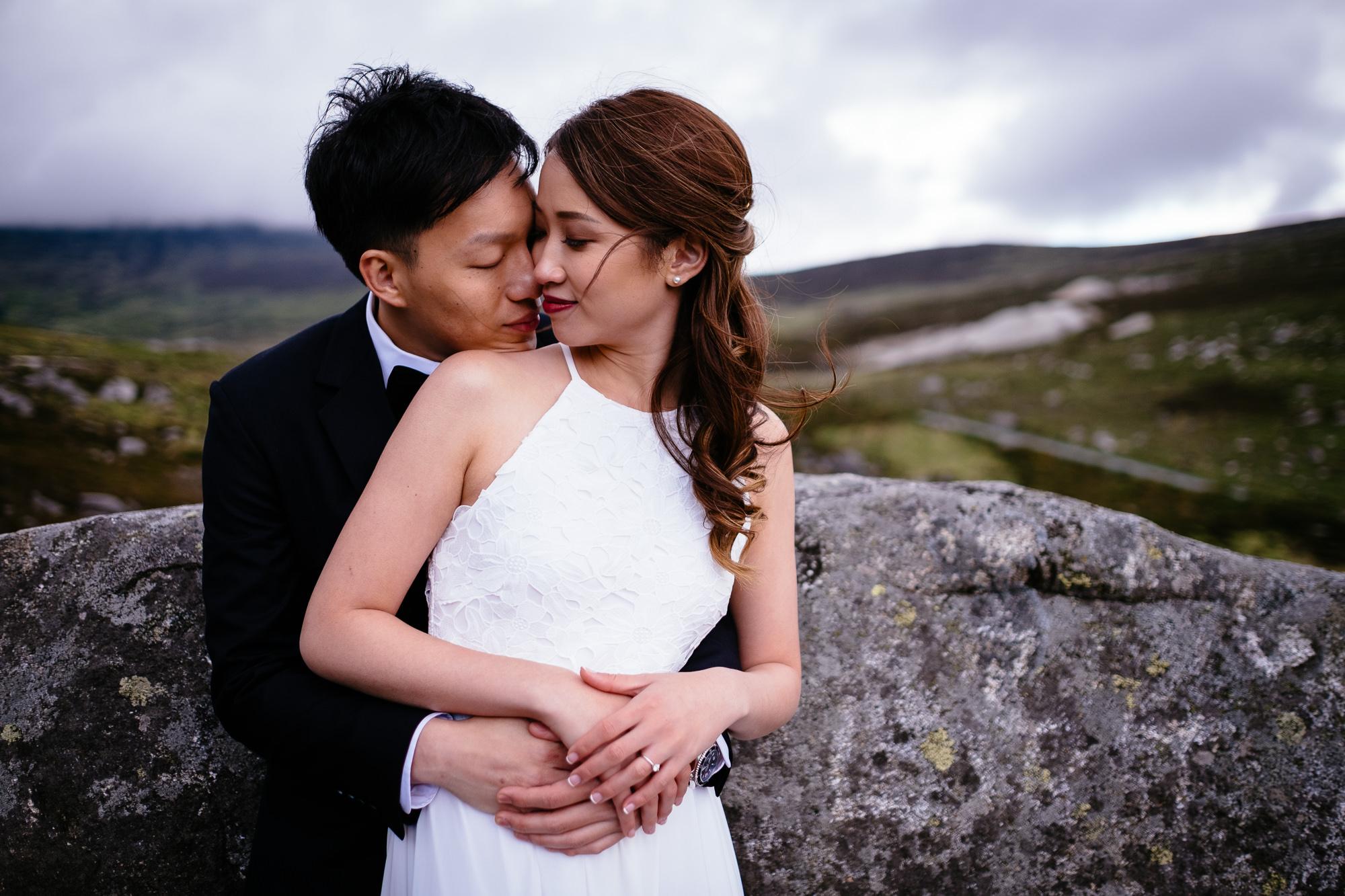 Engagement shoot in wicklow ireland 0077