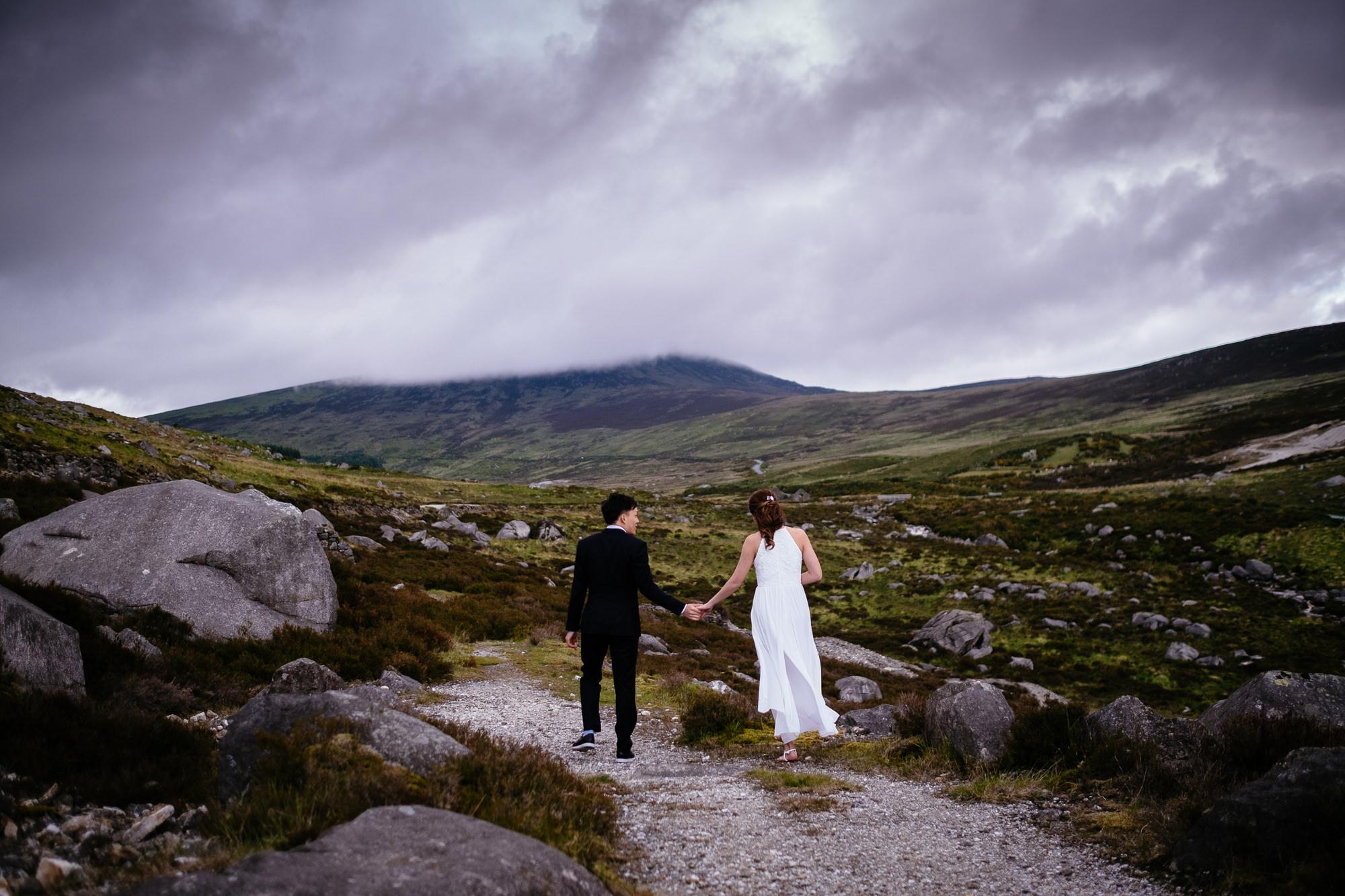 Engagement shoot in wicklow ireland 0078