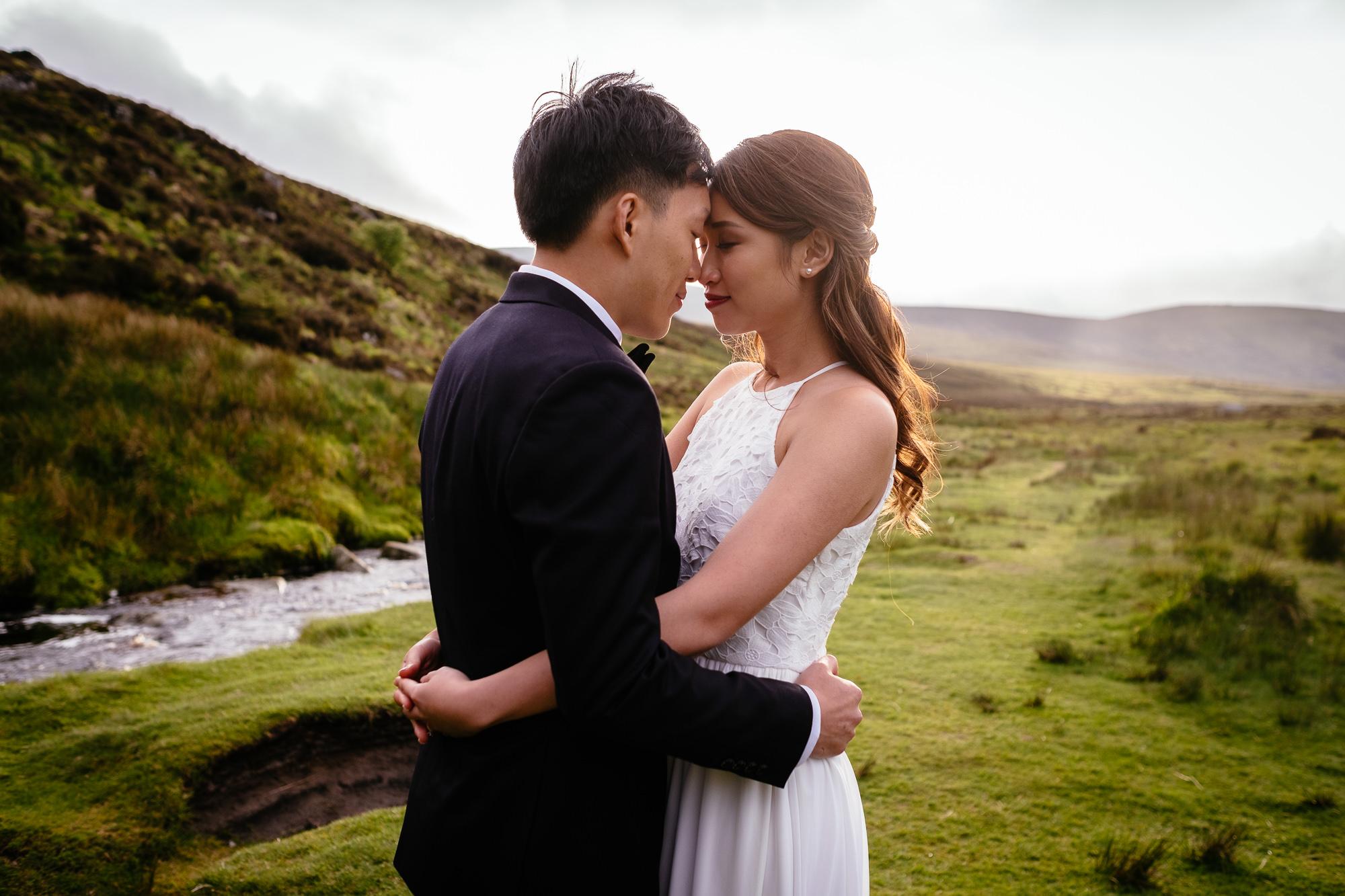 Engagement shoot in wicklow ireland 0081