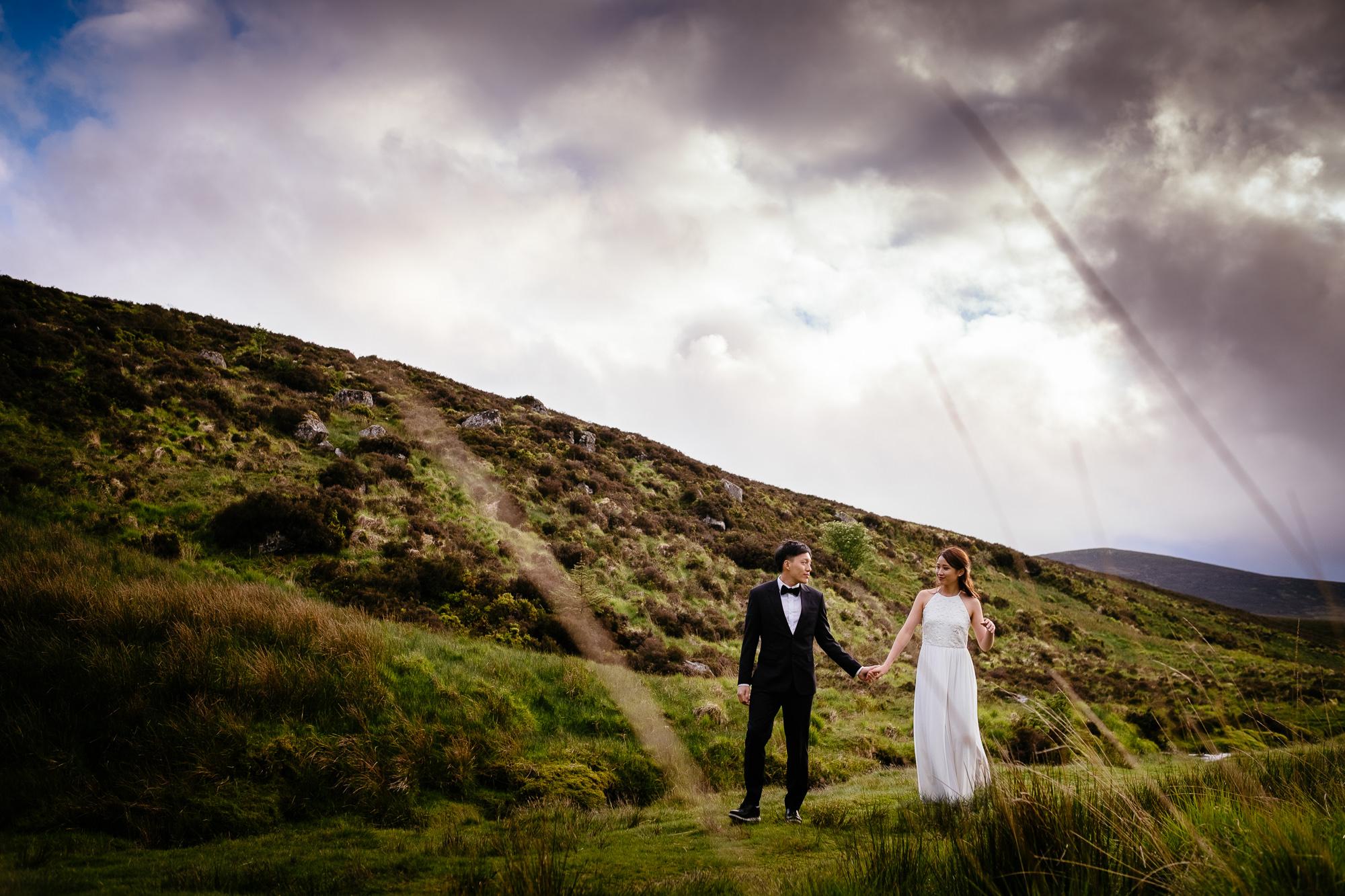 Engagement shoot in wicklow ireland 0083