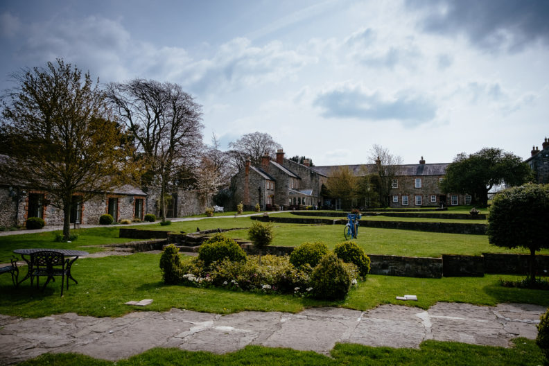 ballymagarvey village courtyard