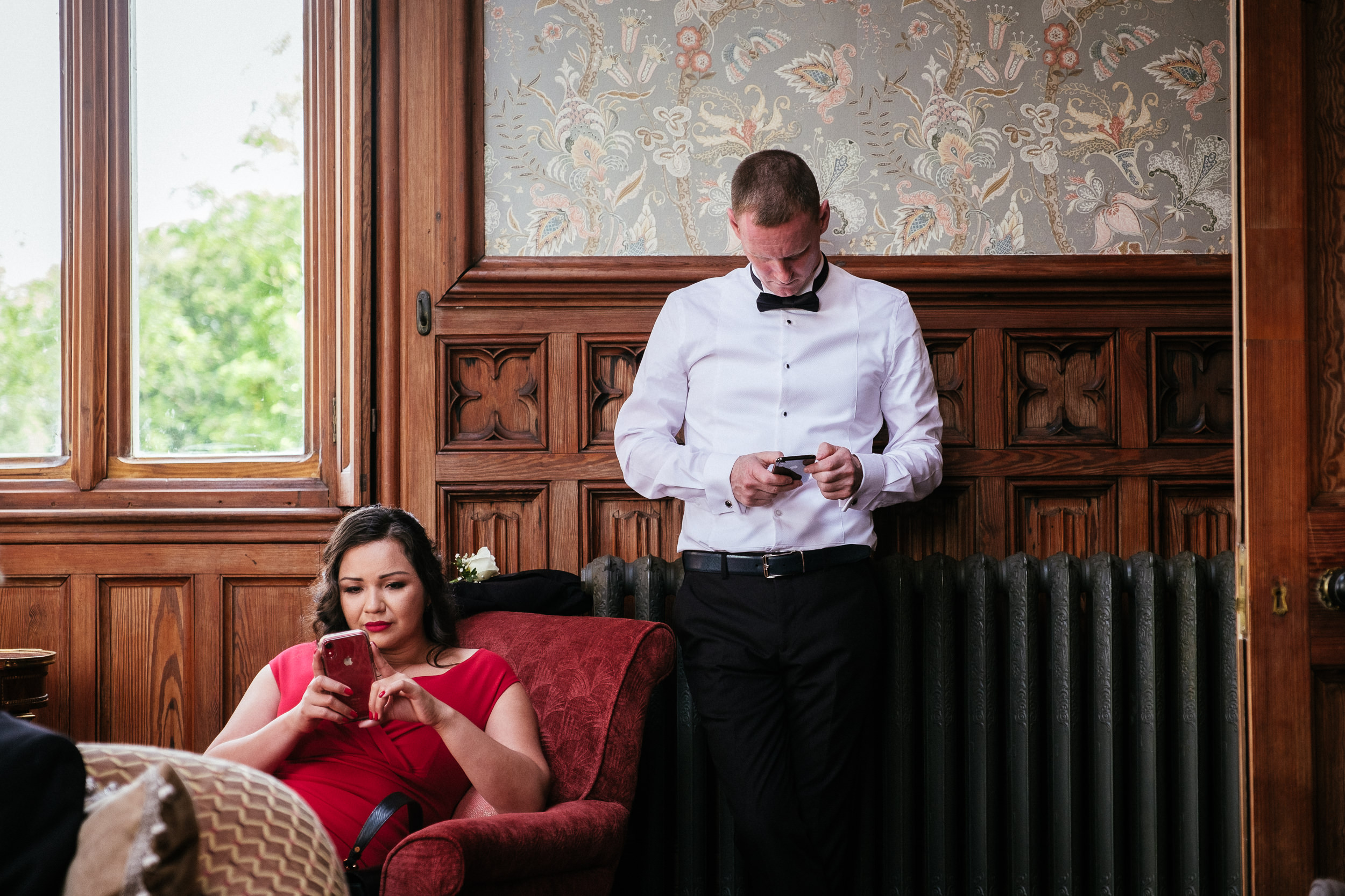 markree castle sligo Wedding Photographer 17