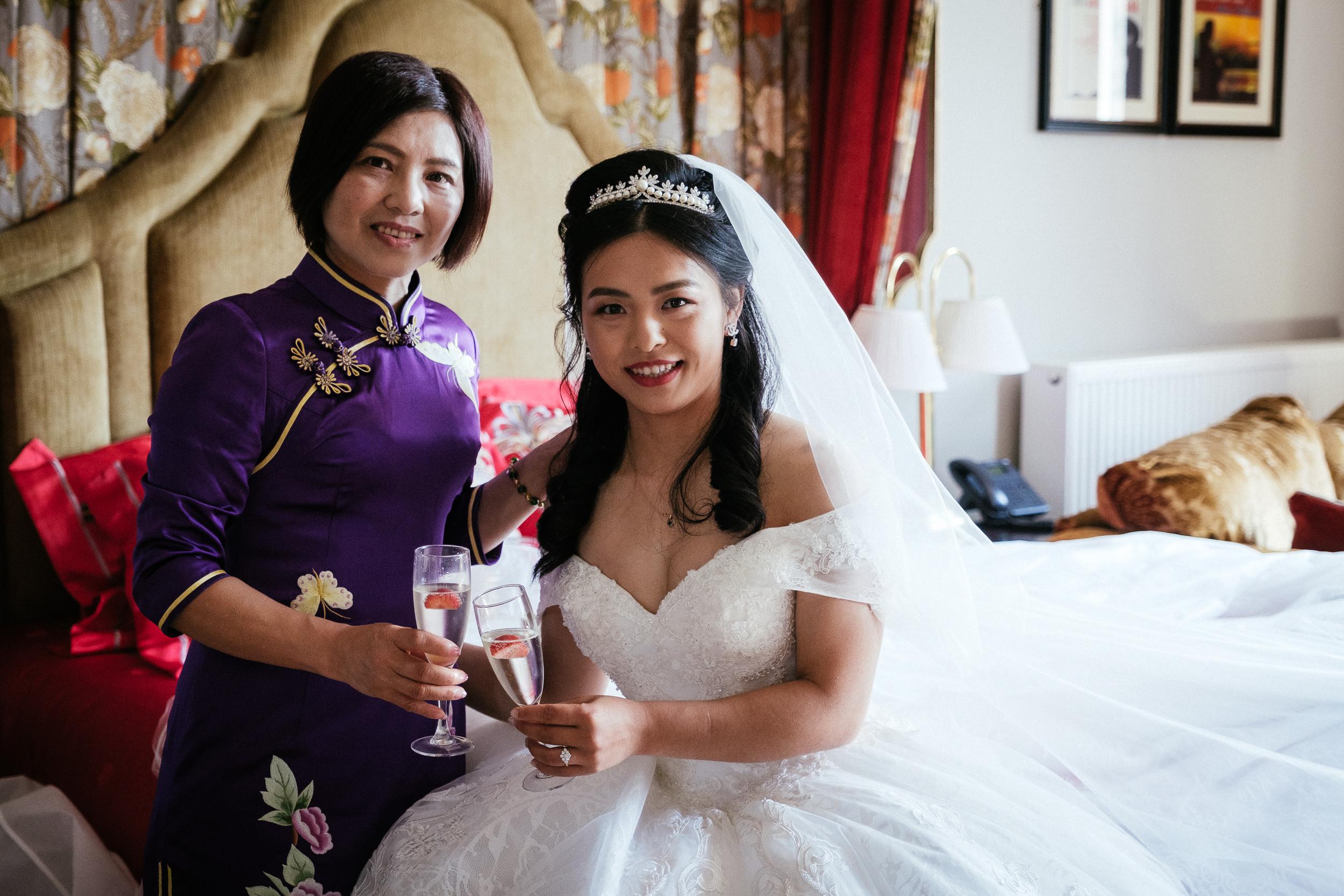 markree castle sligo Wedding Photographer 21