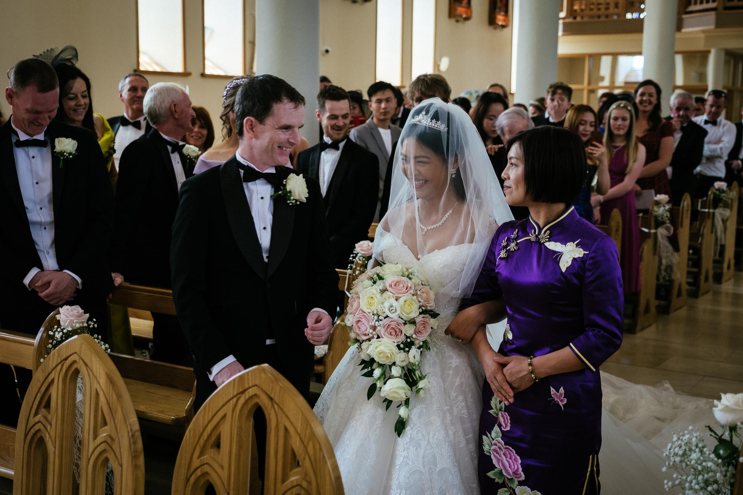 markree castle sligo Wedding Photographer 33