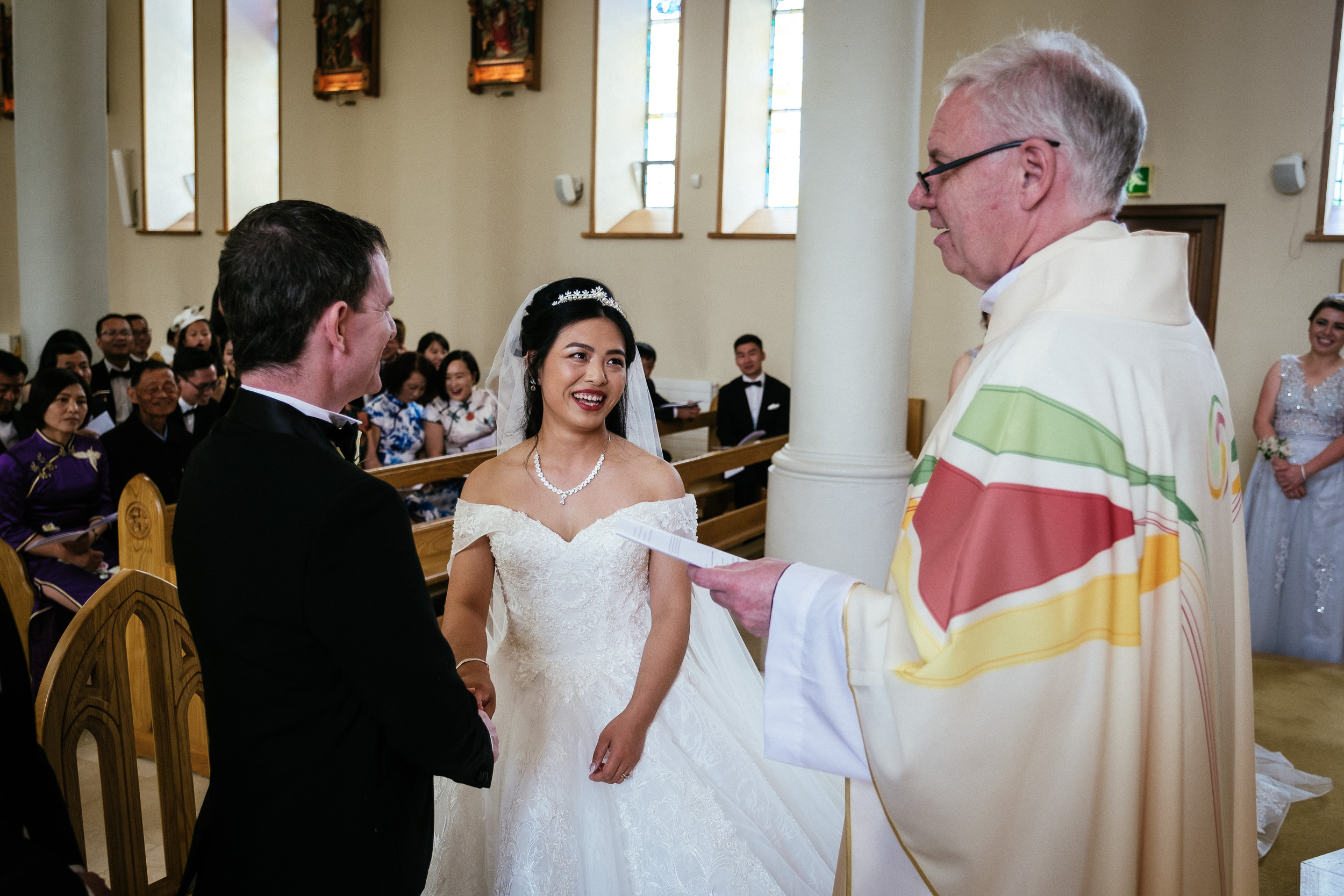 markree castle sligo Wedding Photographer 39