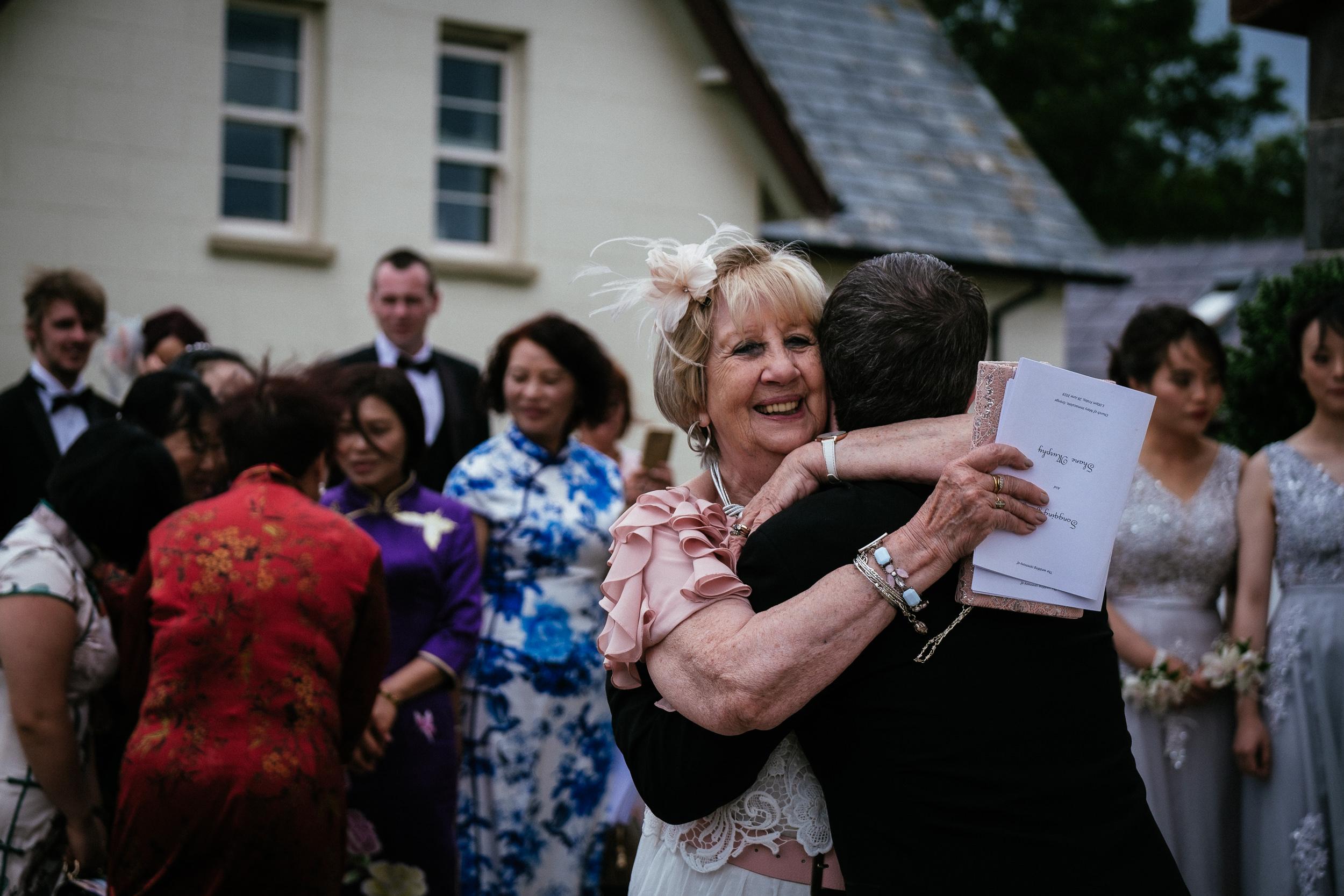 markree castle sligo Wedding Photographer 43