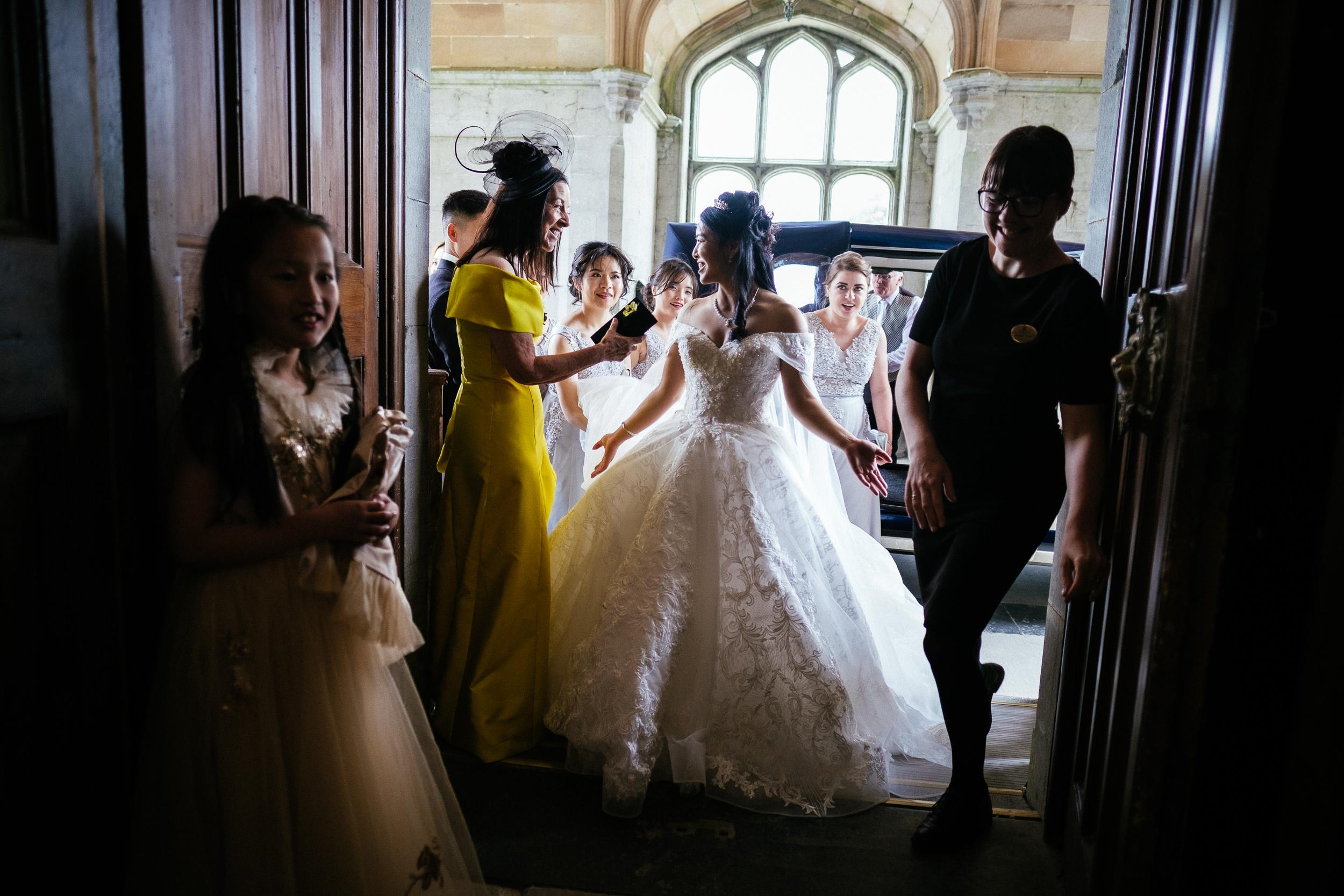markree castle sligo Wedding Photographer 50