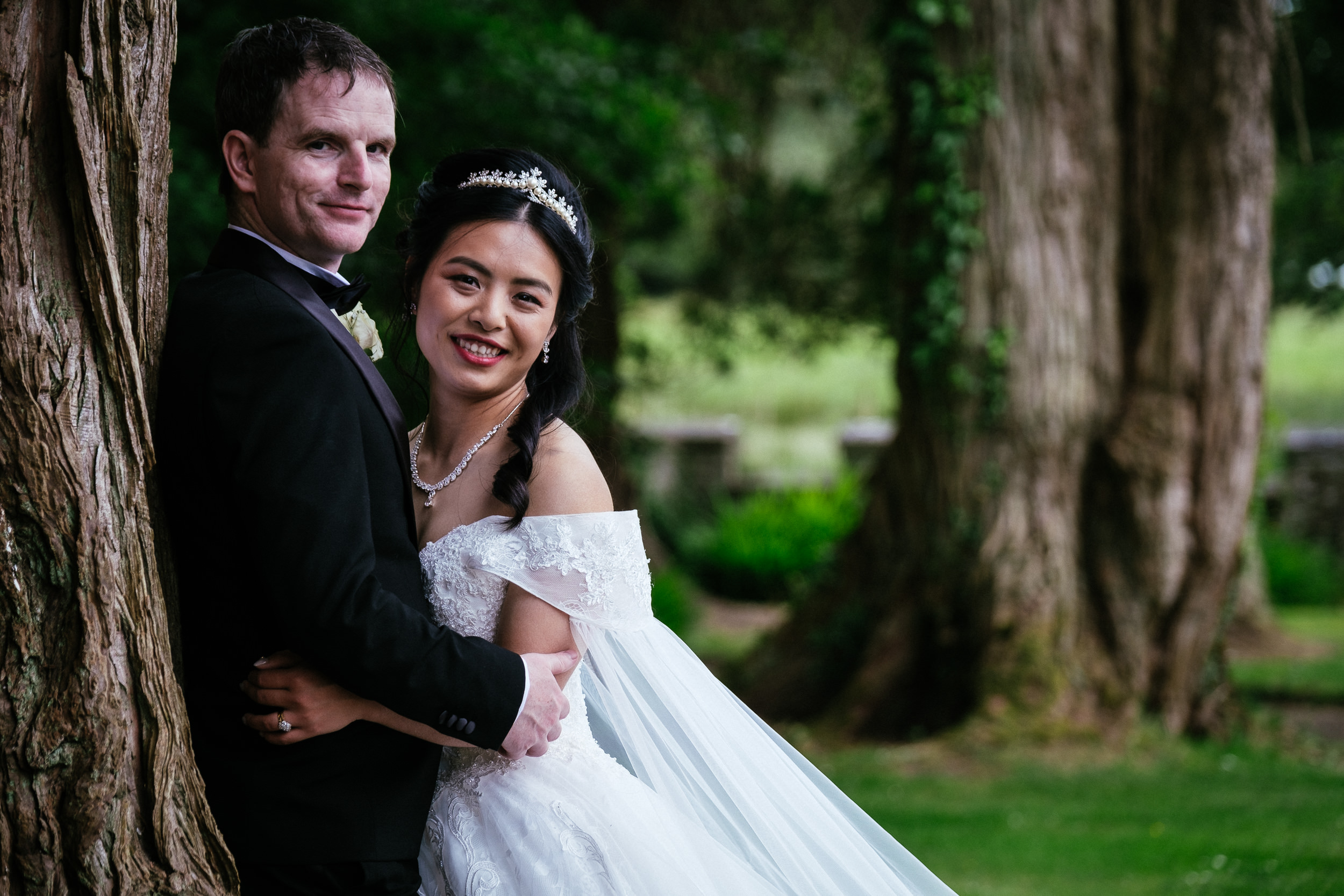 markree castle sligo Wedding Photographer 54