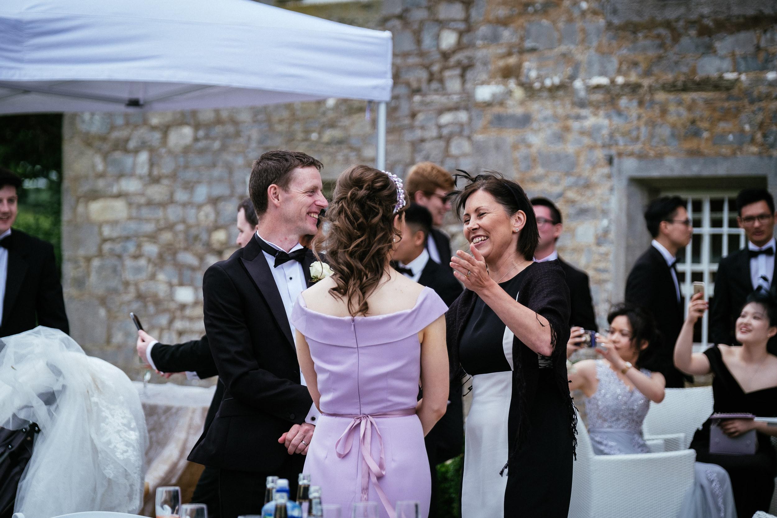 markree castle sligo Wedding Photographer 74