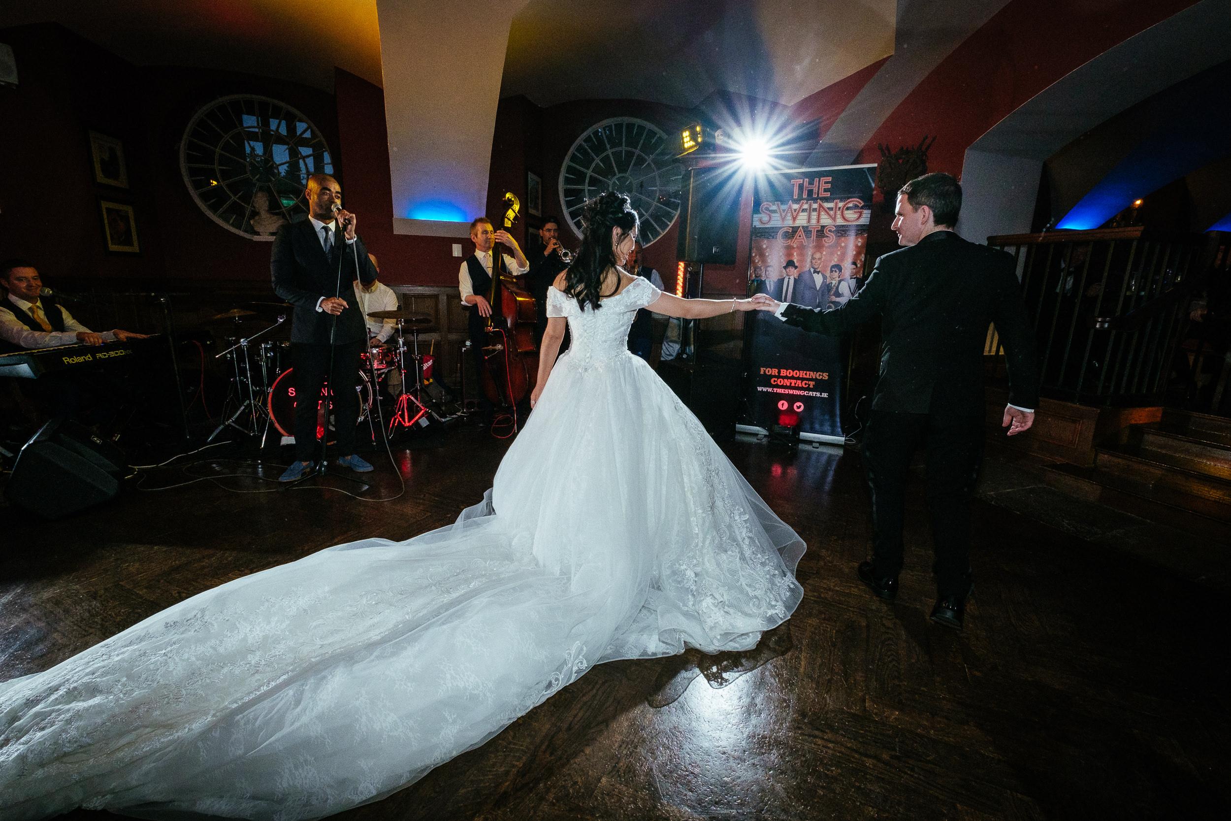 markree castle sligo Wedding Photographer 87