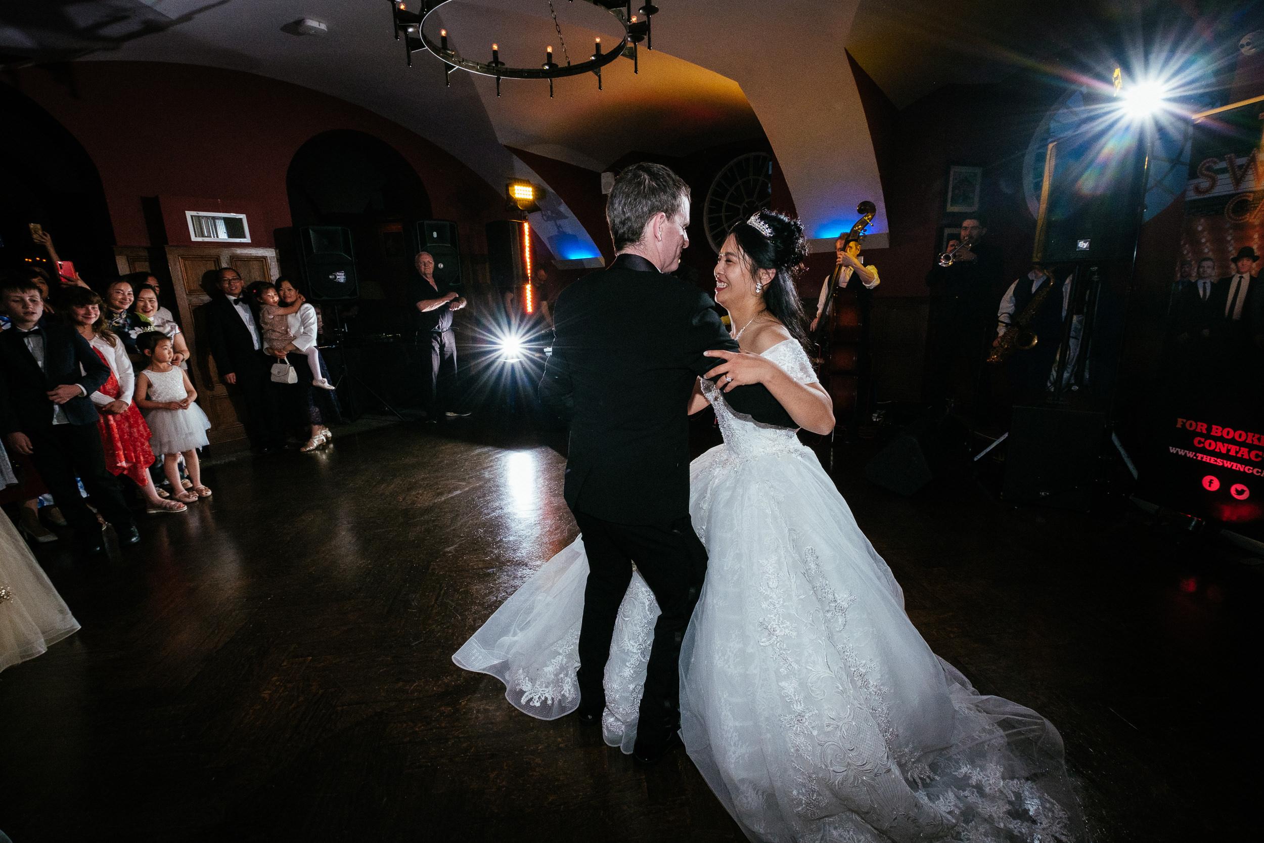 markree castle sligo Wedding Photographer 88