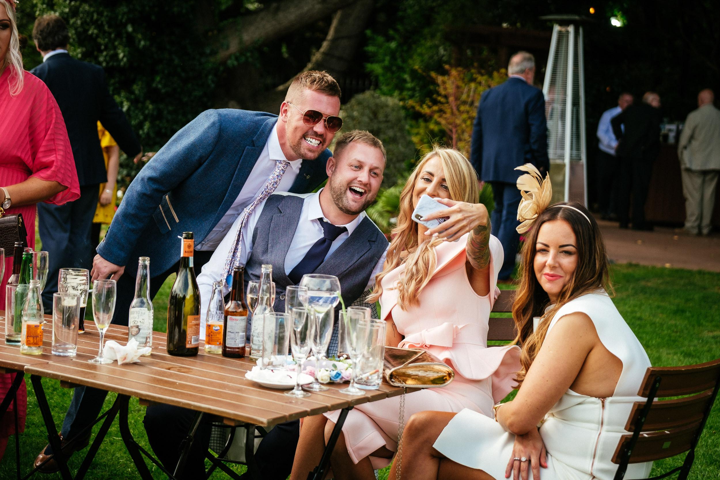 radisson blu stillorgan dublin Wedding Photographer 59