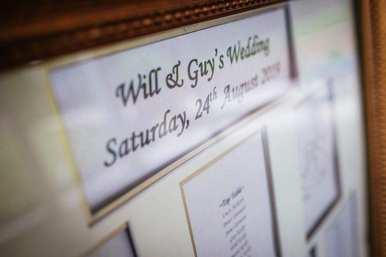 seating plan for a gay wedding at radisson blu st helens dublin