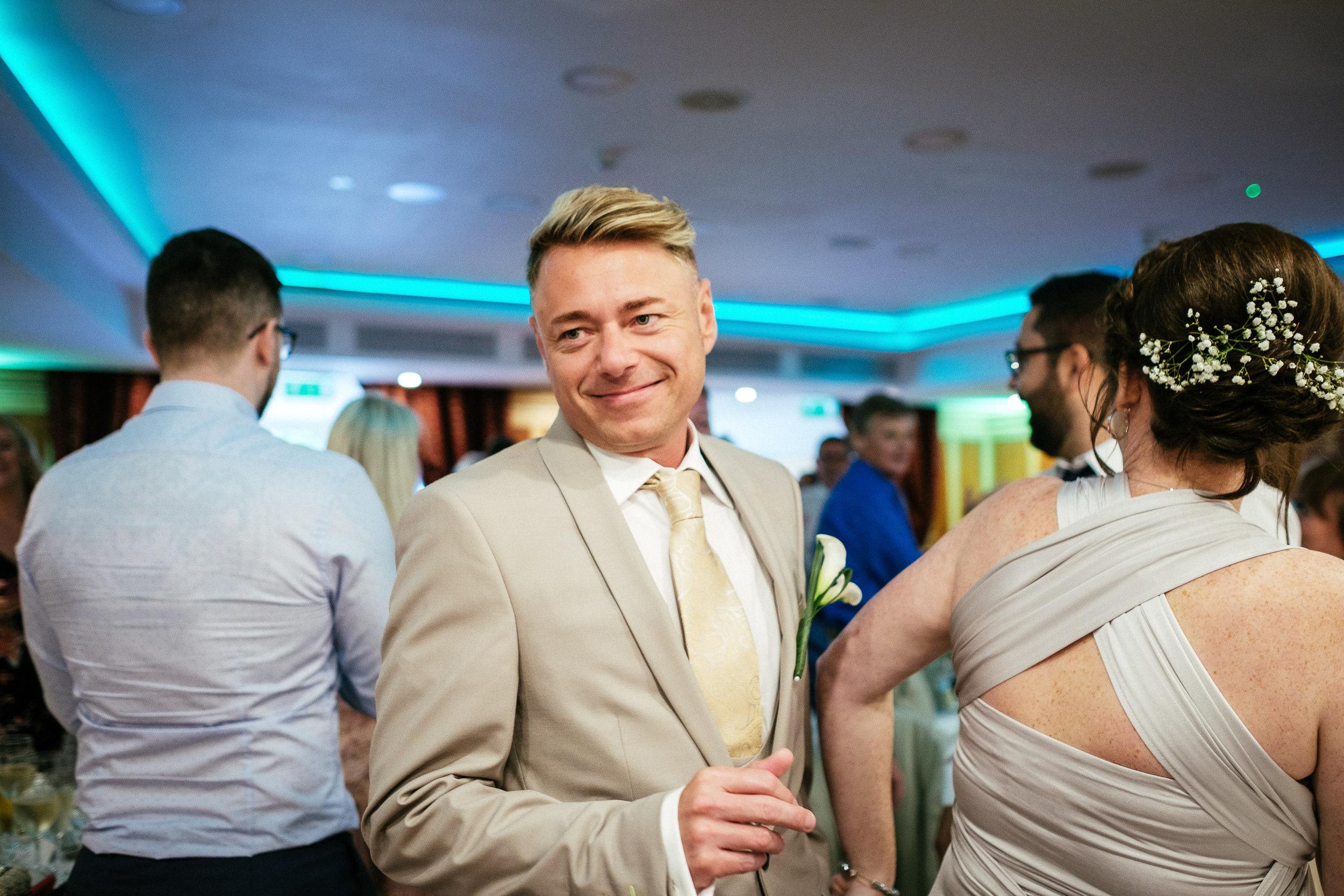 radisson blu stillorgan dublin Wedding Photographer 64