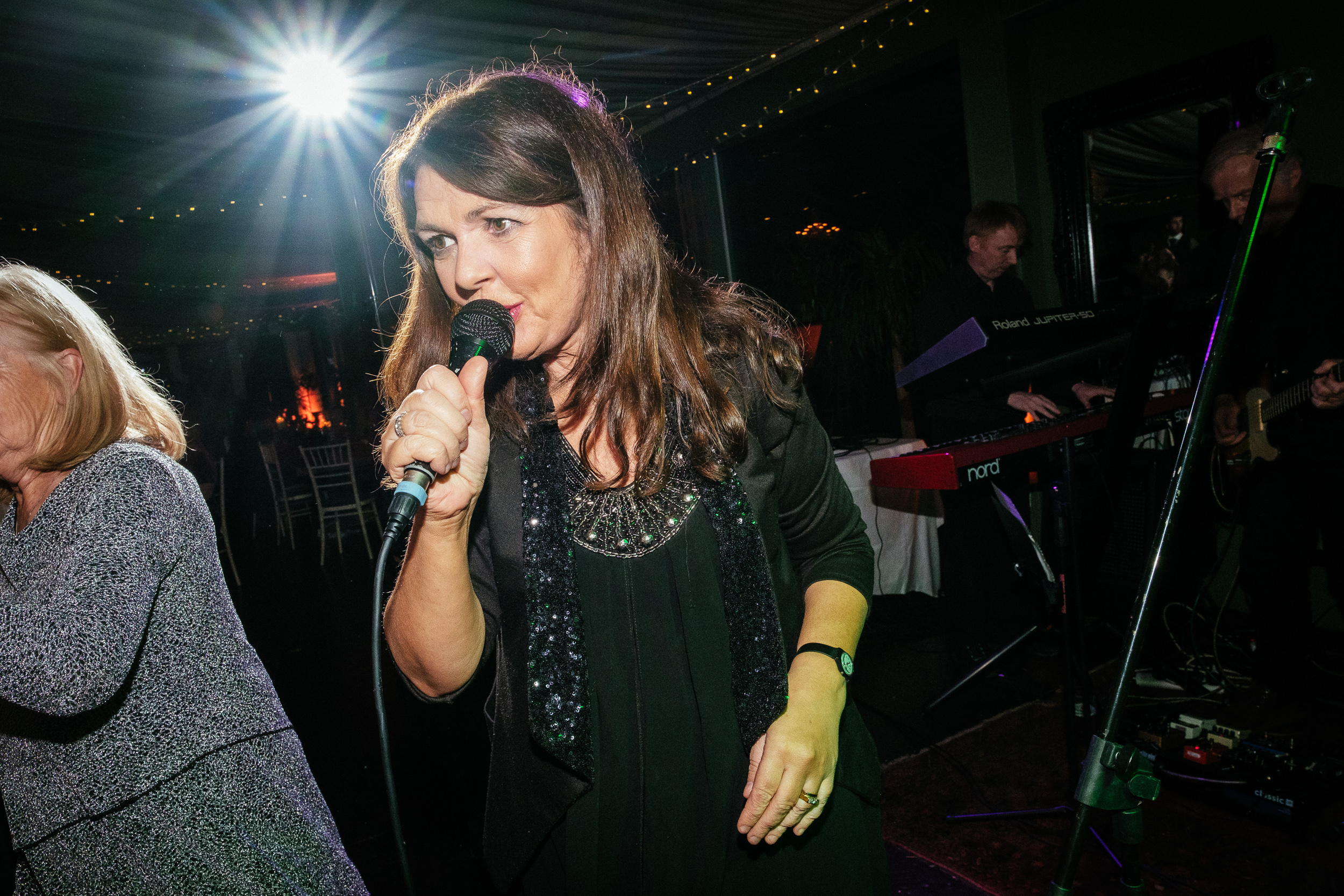 wedding singer singing at Tinakilly House Wicklow