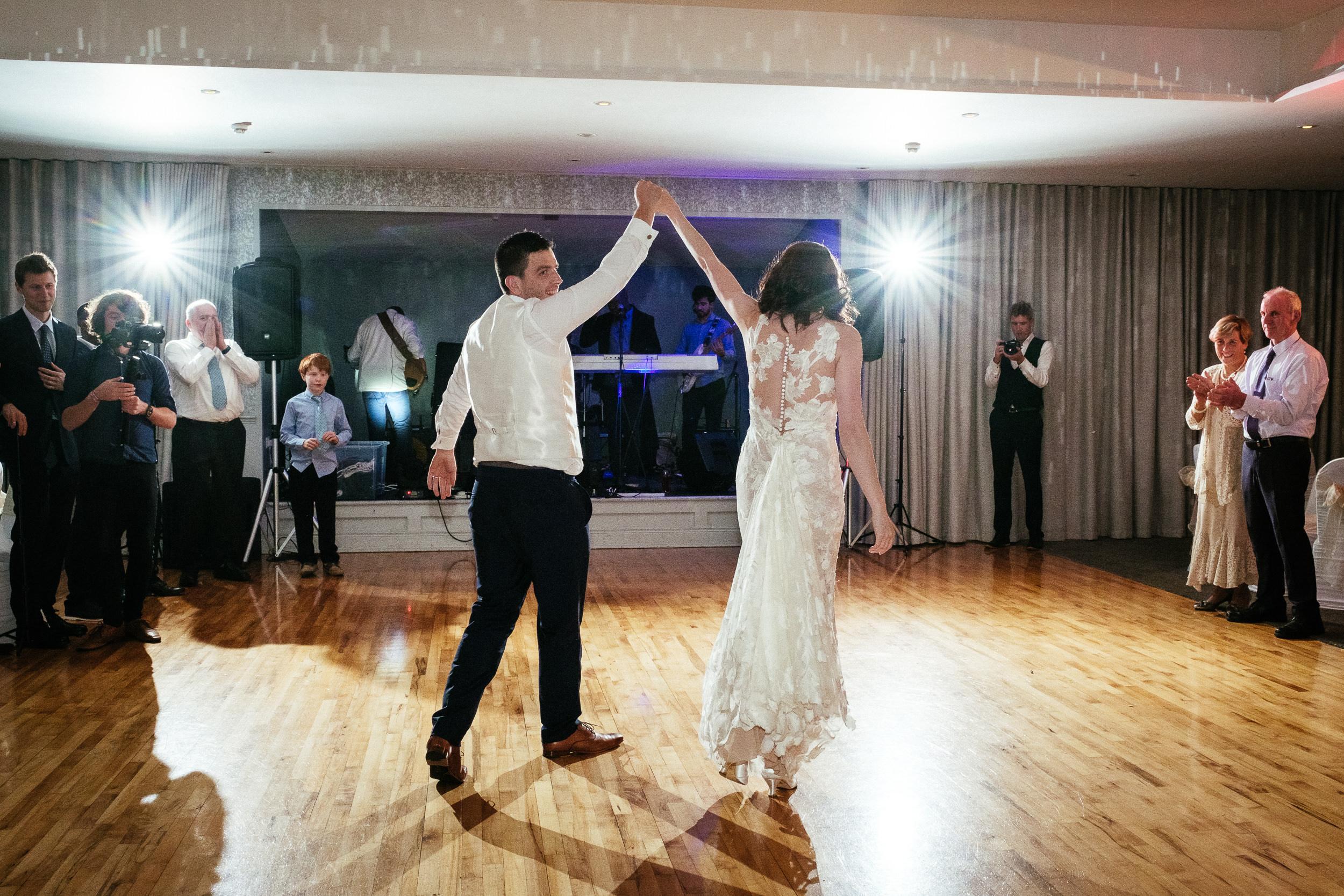 Dunmore House Hotel Clonakilty Cork Wedding Photographer 128