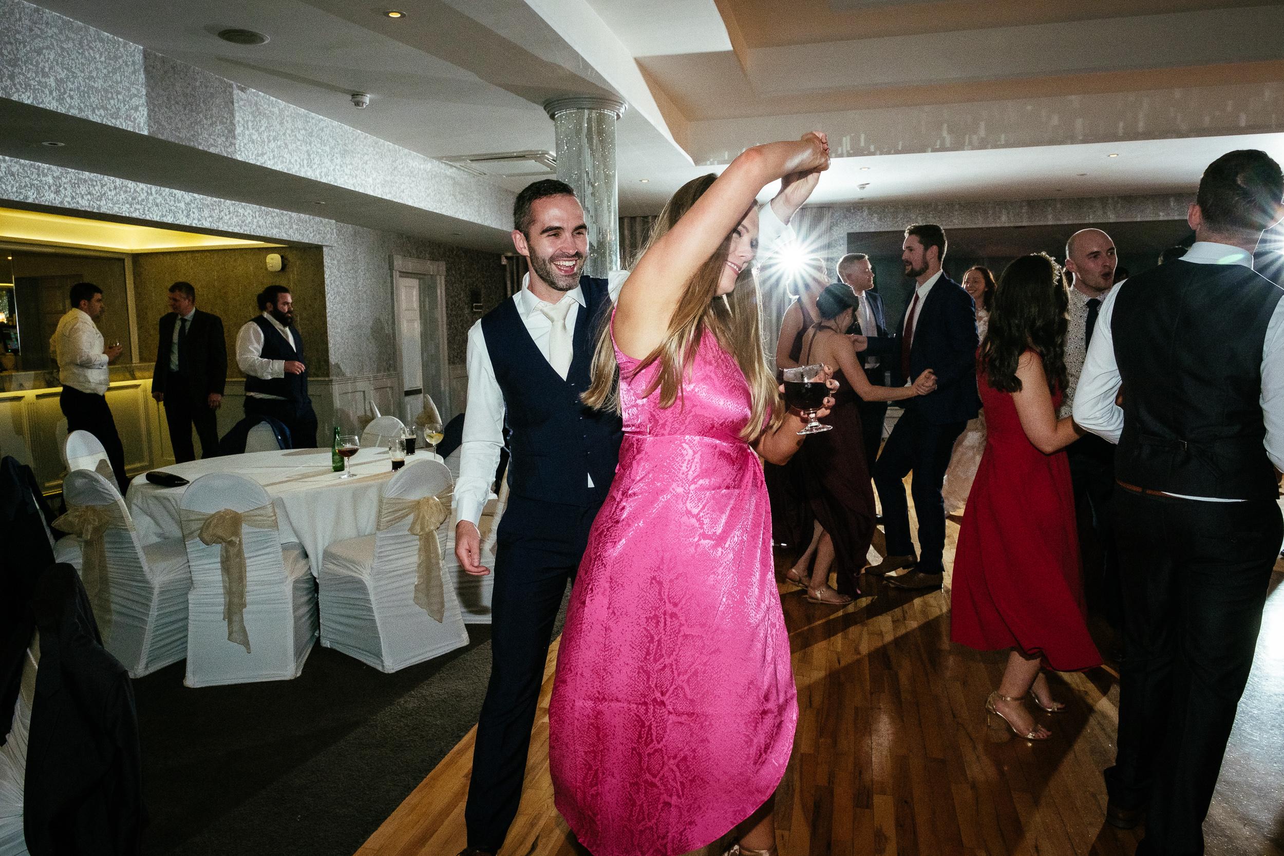 Dunmore House Hotel Clonakilty Cork Wedding Photographer 134
