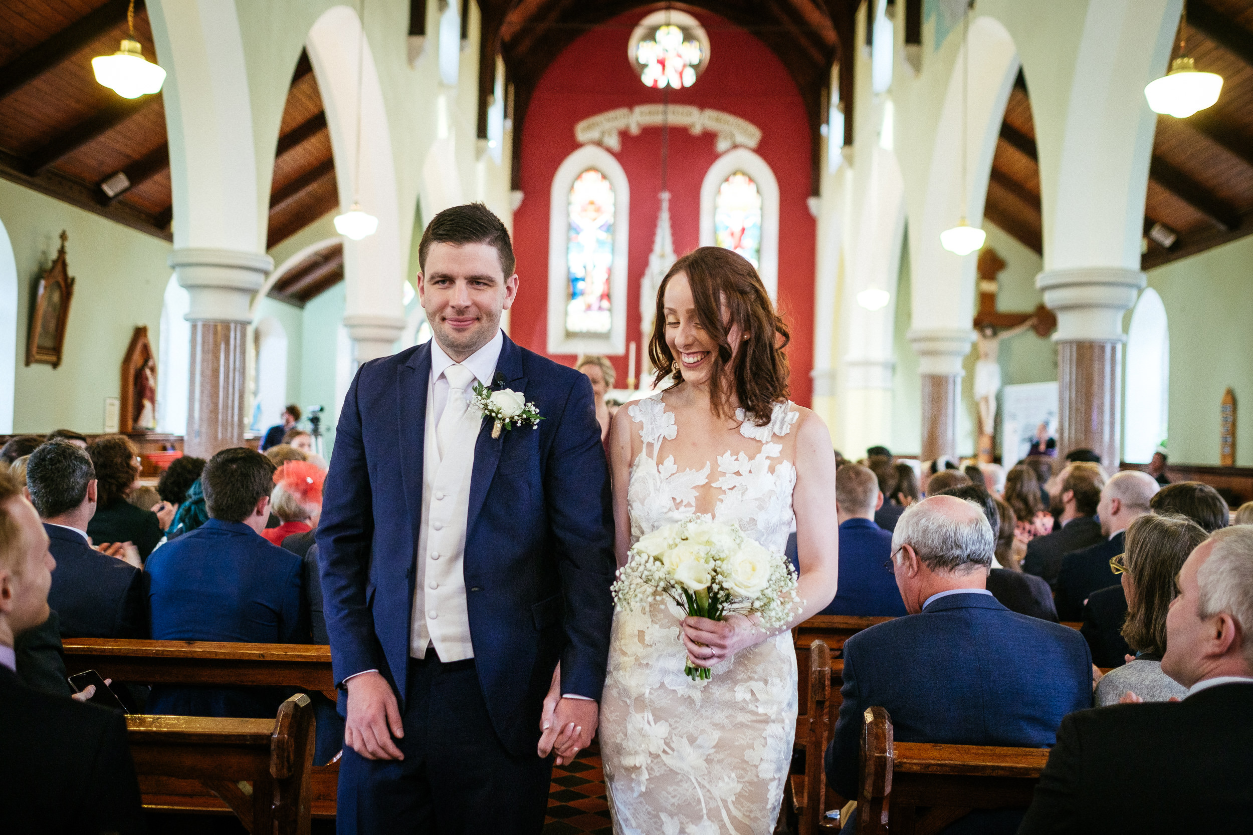 Dunmore House Hotel Clonakilty Cork Wedding Photographer 51
