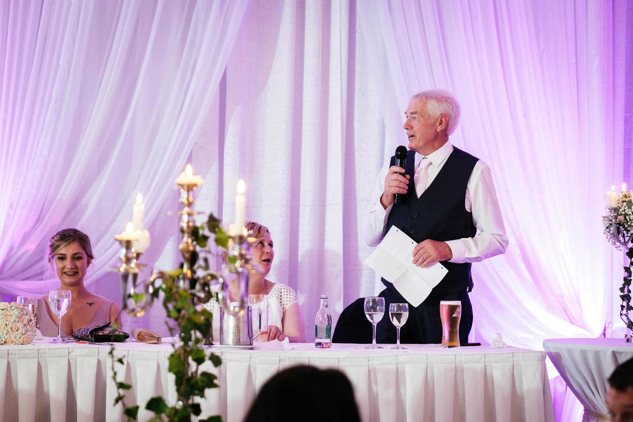 Knightsbrook Hotel Trim Castle Wedding Photographer 100