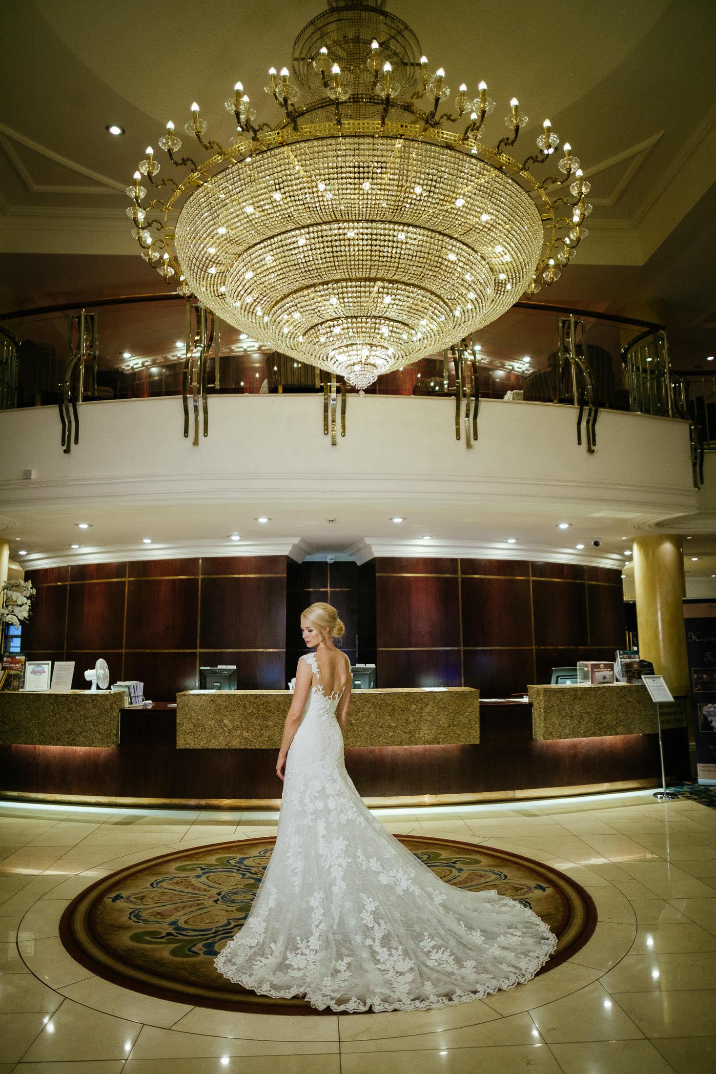 Knightsbrook Hotel Trim Castle Wedding Photographer 114