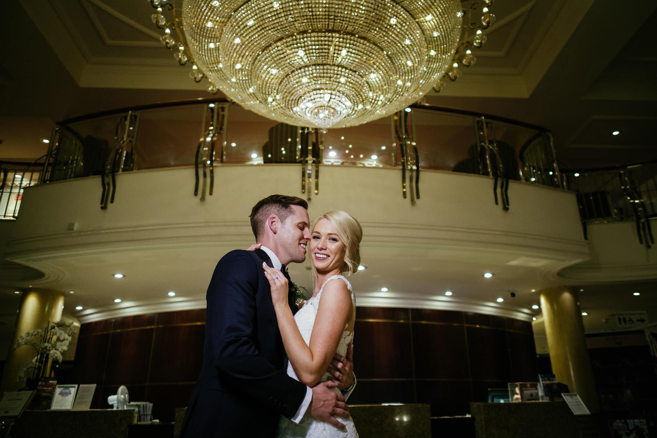Knightsbrook Hotel Trim Castle Wedding Photographer 115