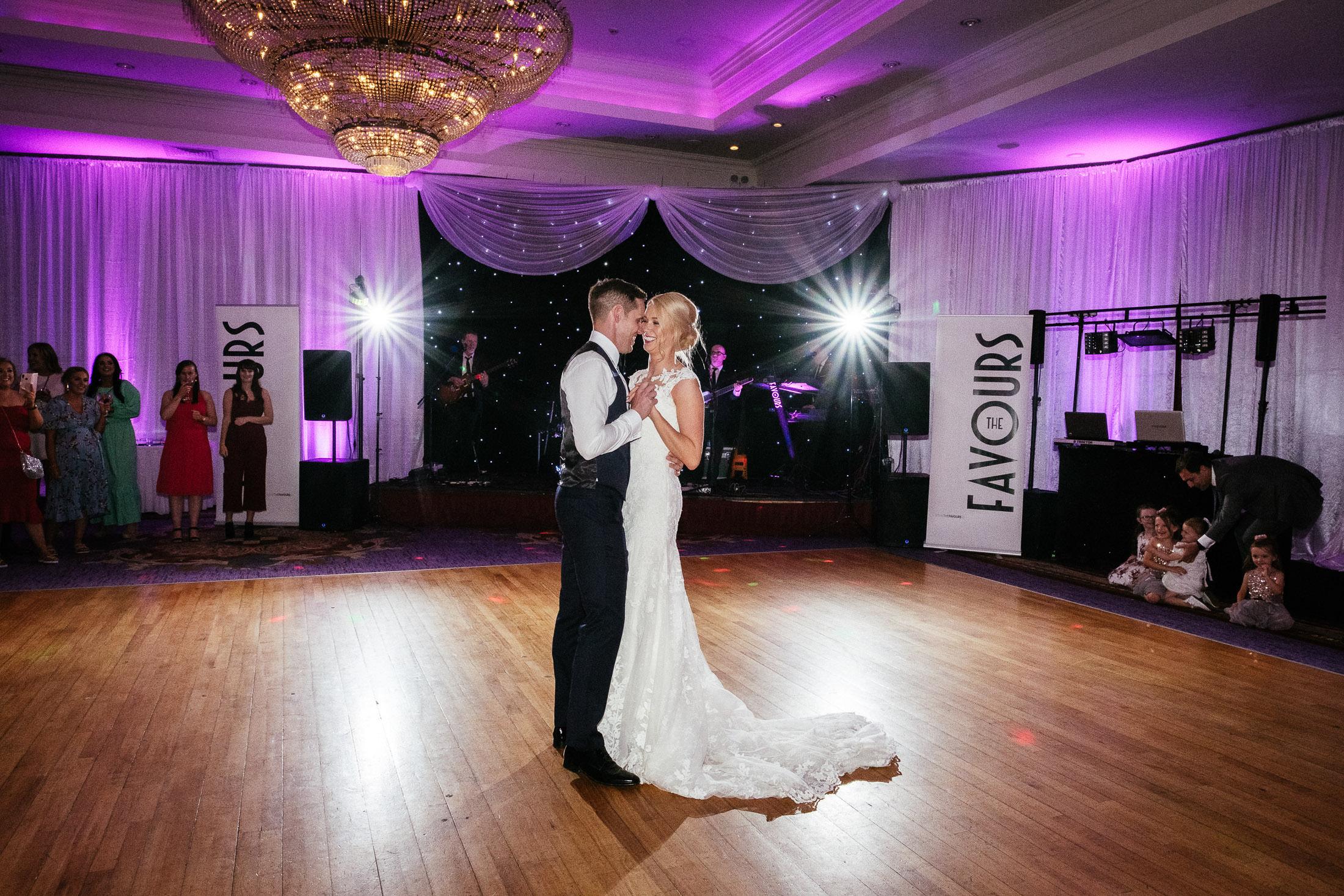 Knightsbrook Hotel Trim Castle Wedding Photographer 117