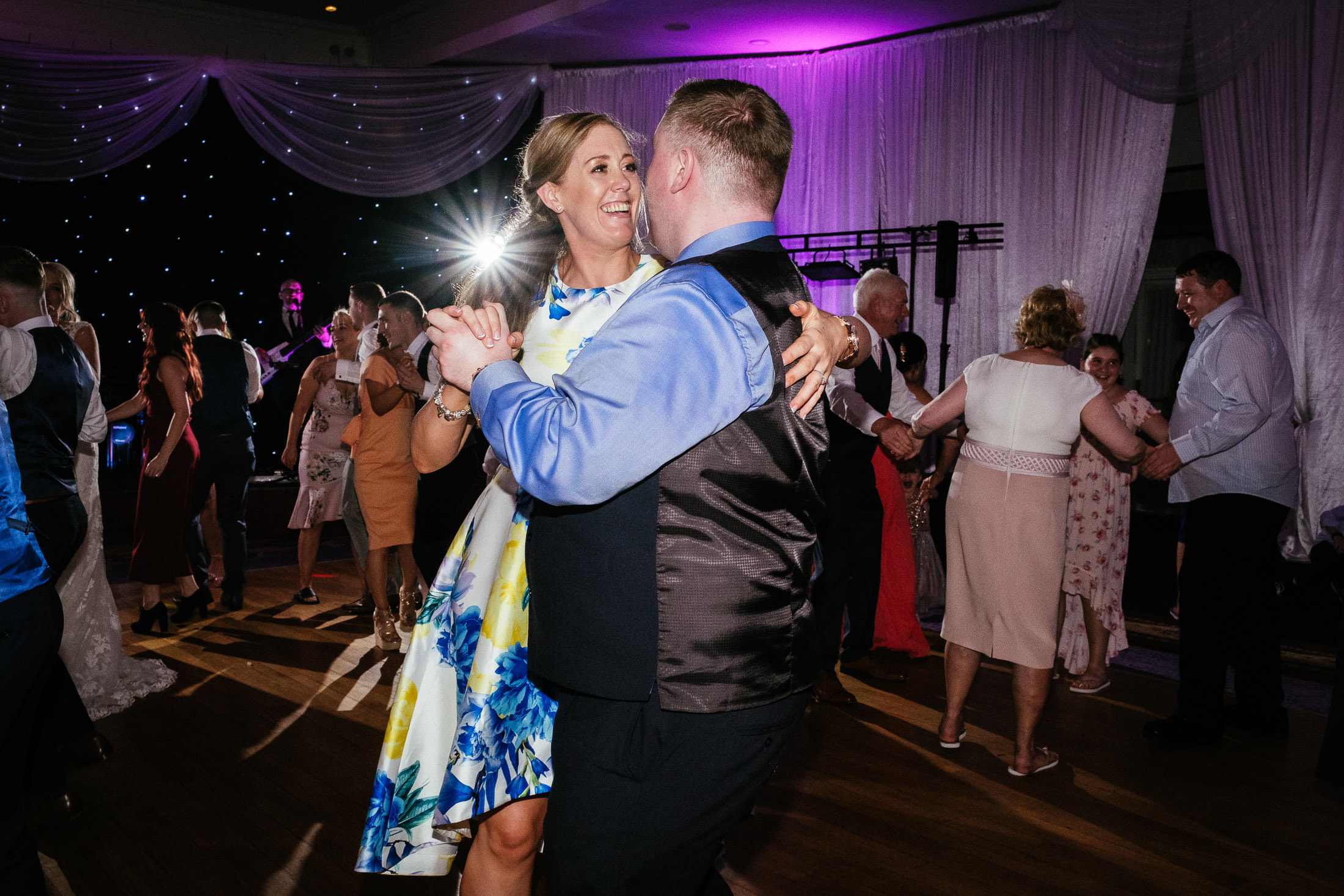 Knightsbrook Hotel Trim Castle Wedding Photographer 122