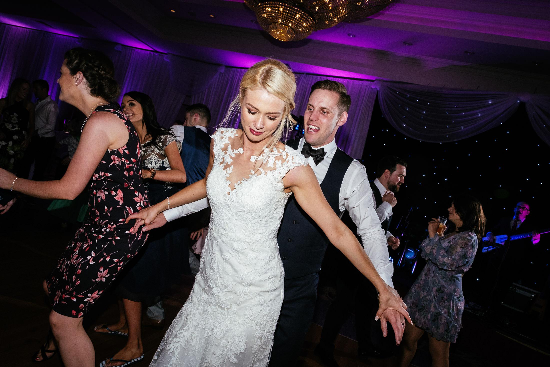 Knightsbrook Hotel Trim Castle Wedding Photographer 125
