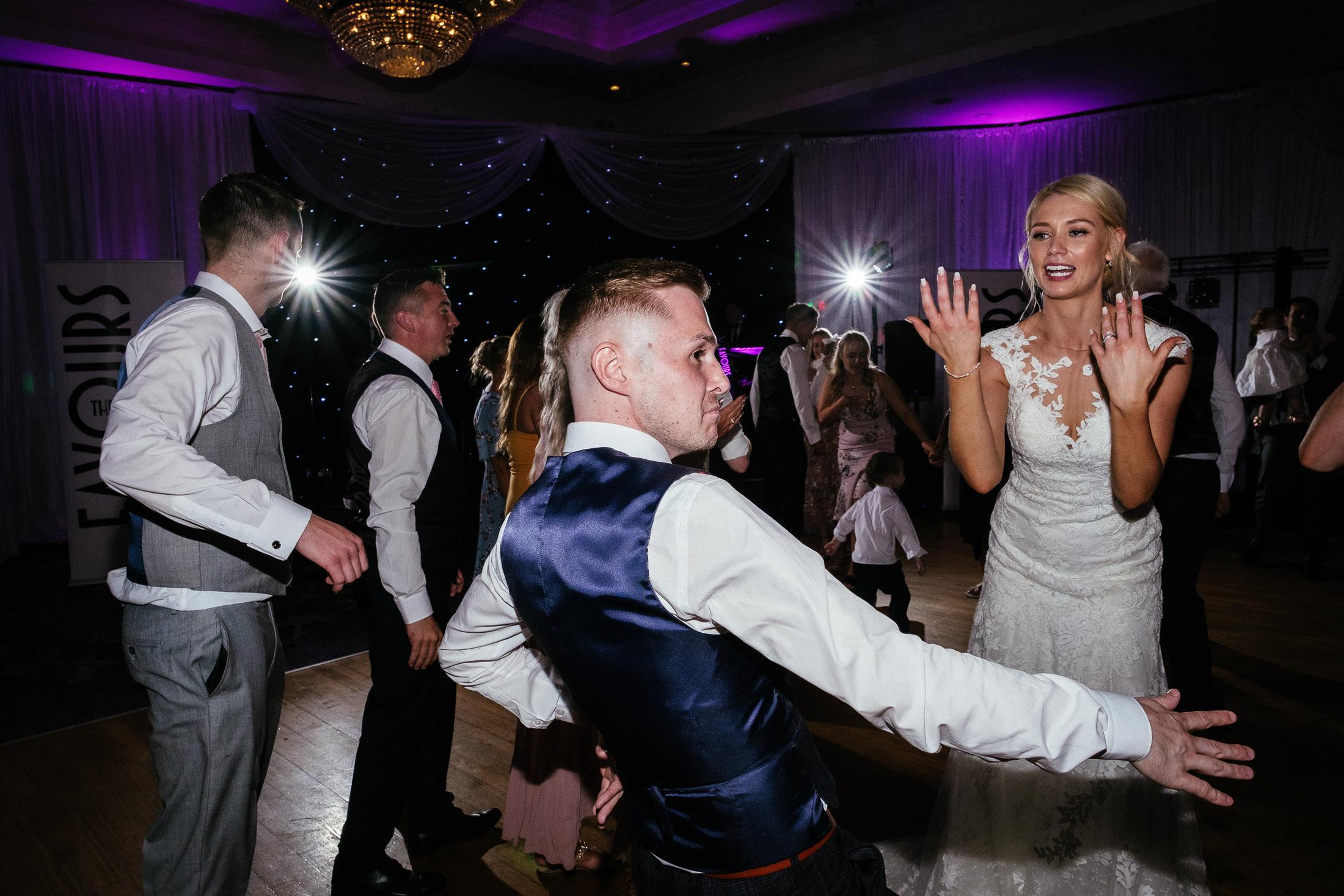 Knightsbrook Hotel Trim Castle Wedding Photographer 129