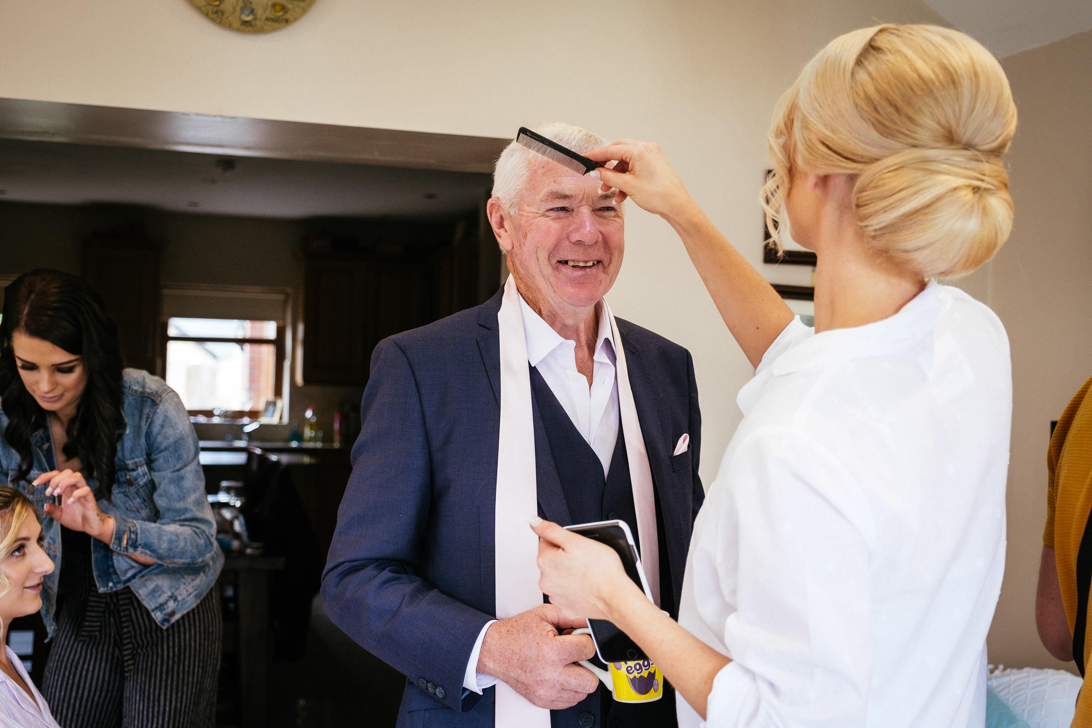 Knightsbrook Hotel Trim Castle Wedding Photographer 13