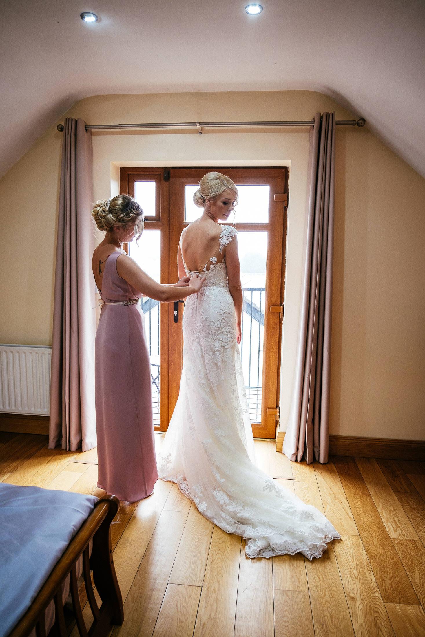 Knightsbrook Hotel Trim Castle Wedding Photographer 21