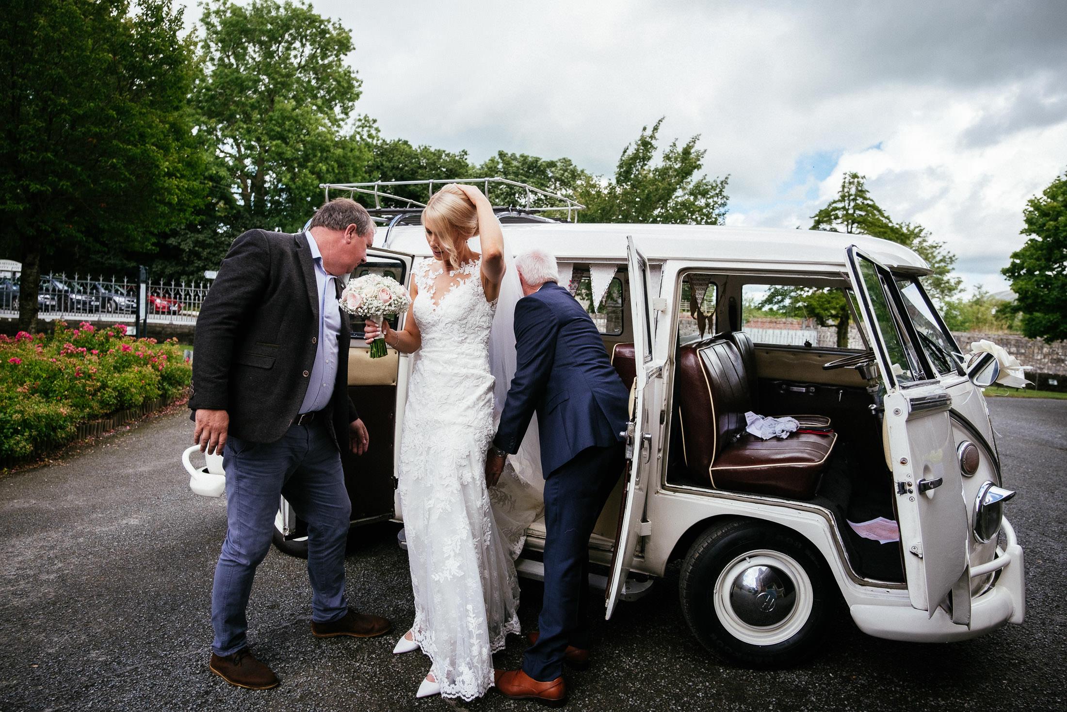 Knightsbrook Hotel Trim Castle Wedding Photographer 37