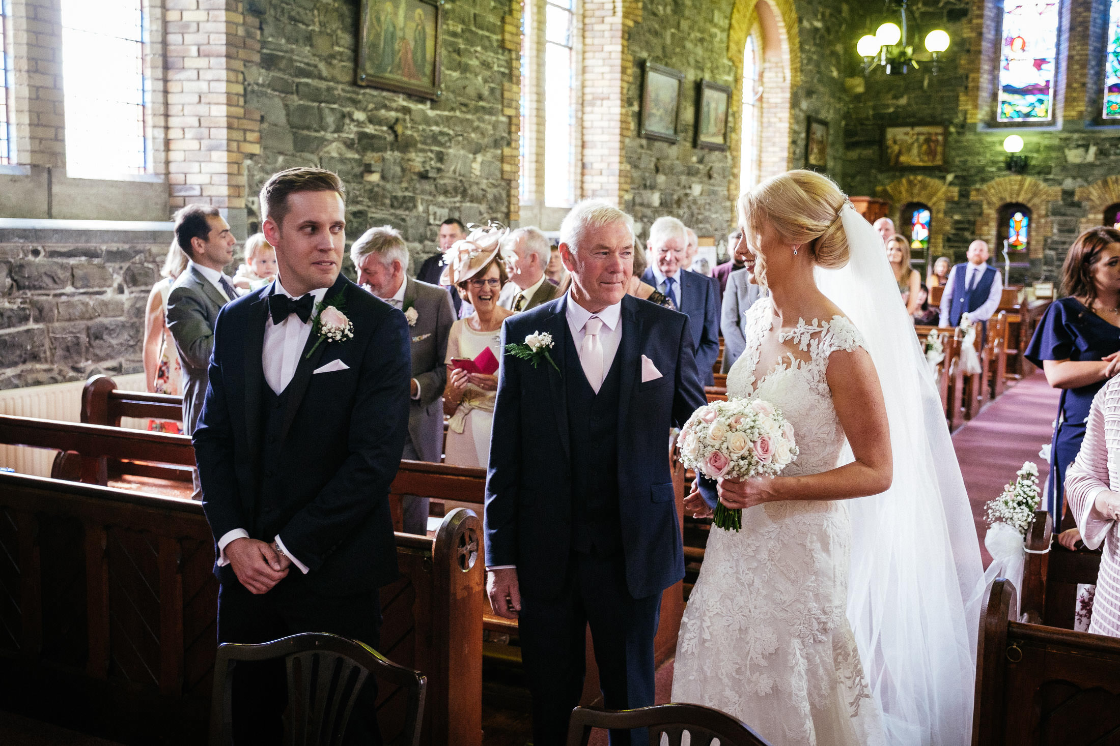 Knightsbrook Hotel Trim Castle Wedding Photographer 40