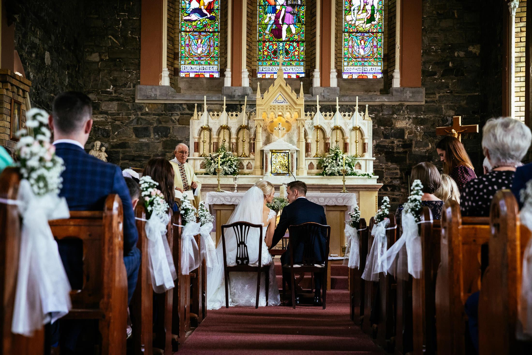 Knightsbrook Hotel Trim Castle Wedding Photographer 42