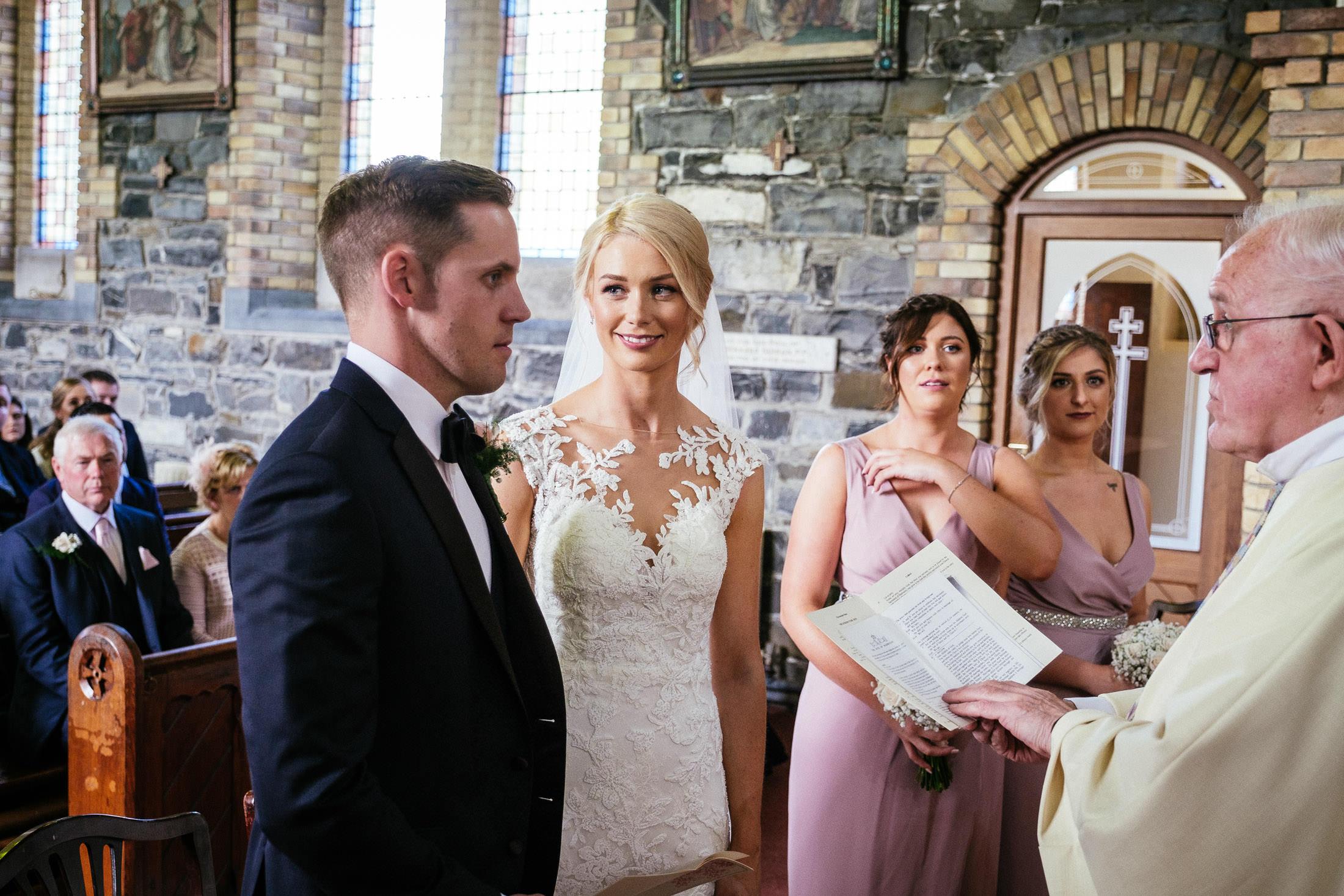 Knightsbrook Hotel Trim Castle Wedding Photographer 44