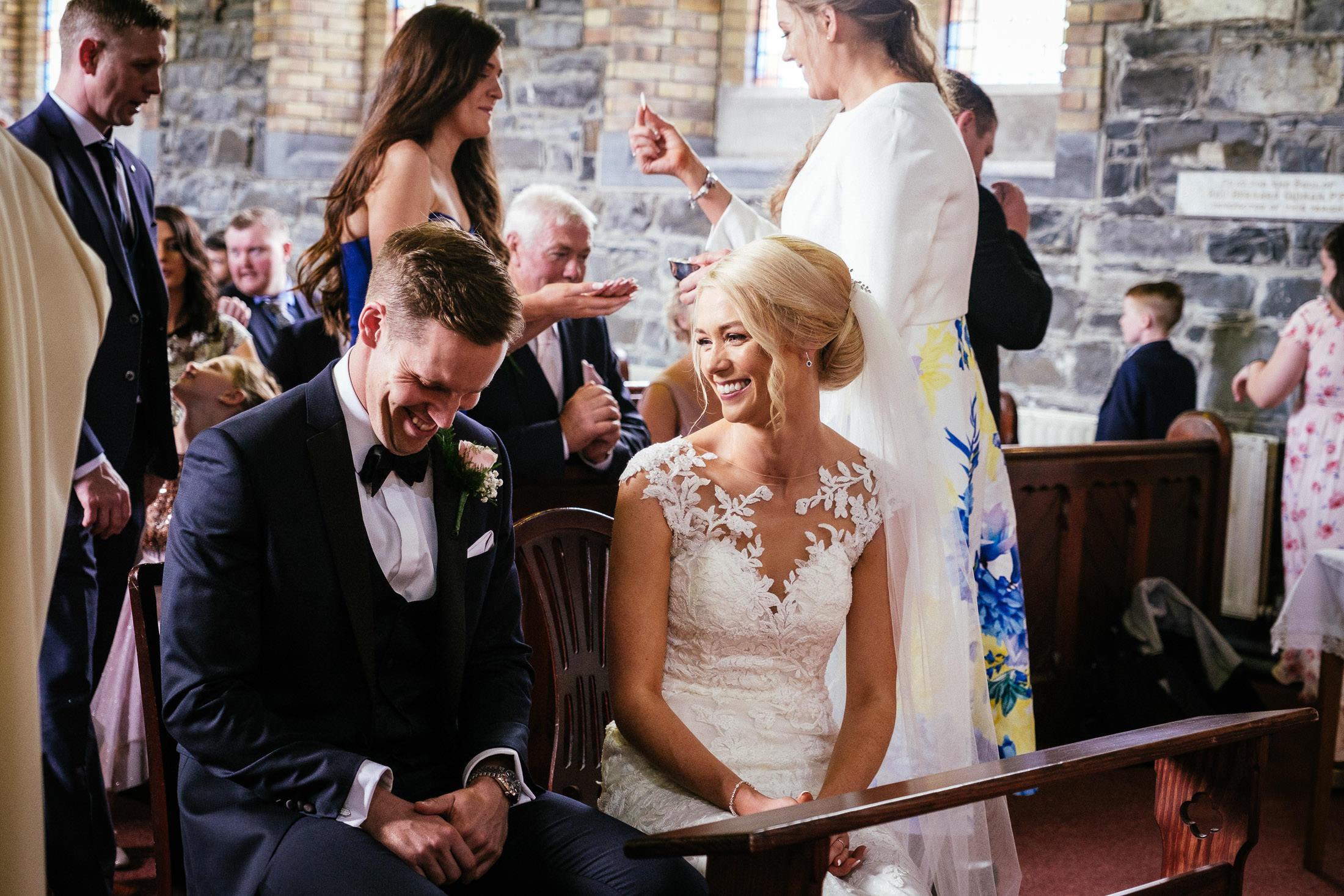 Knightsbrook Hotel Trim Castle Wedding Photographer 48