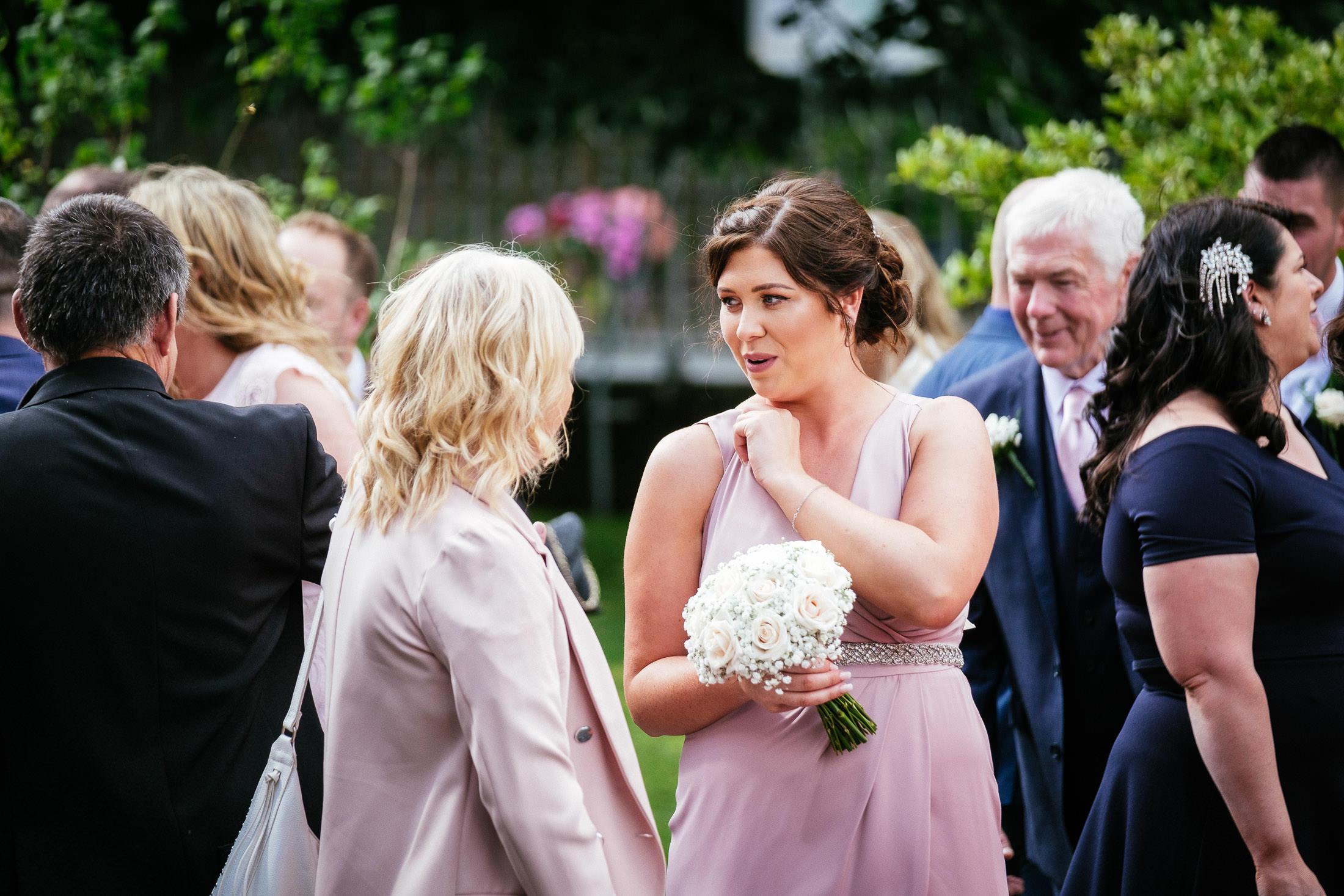 Knightsbrook Hotel Trim Castle Wedding Photographer 54