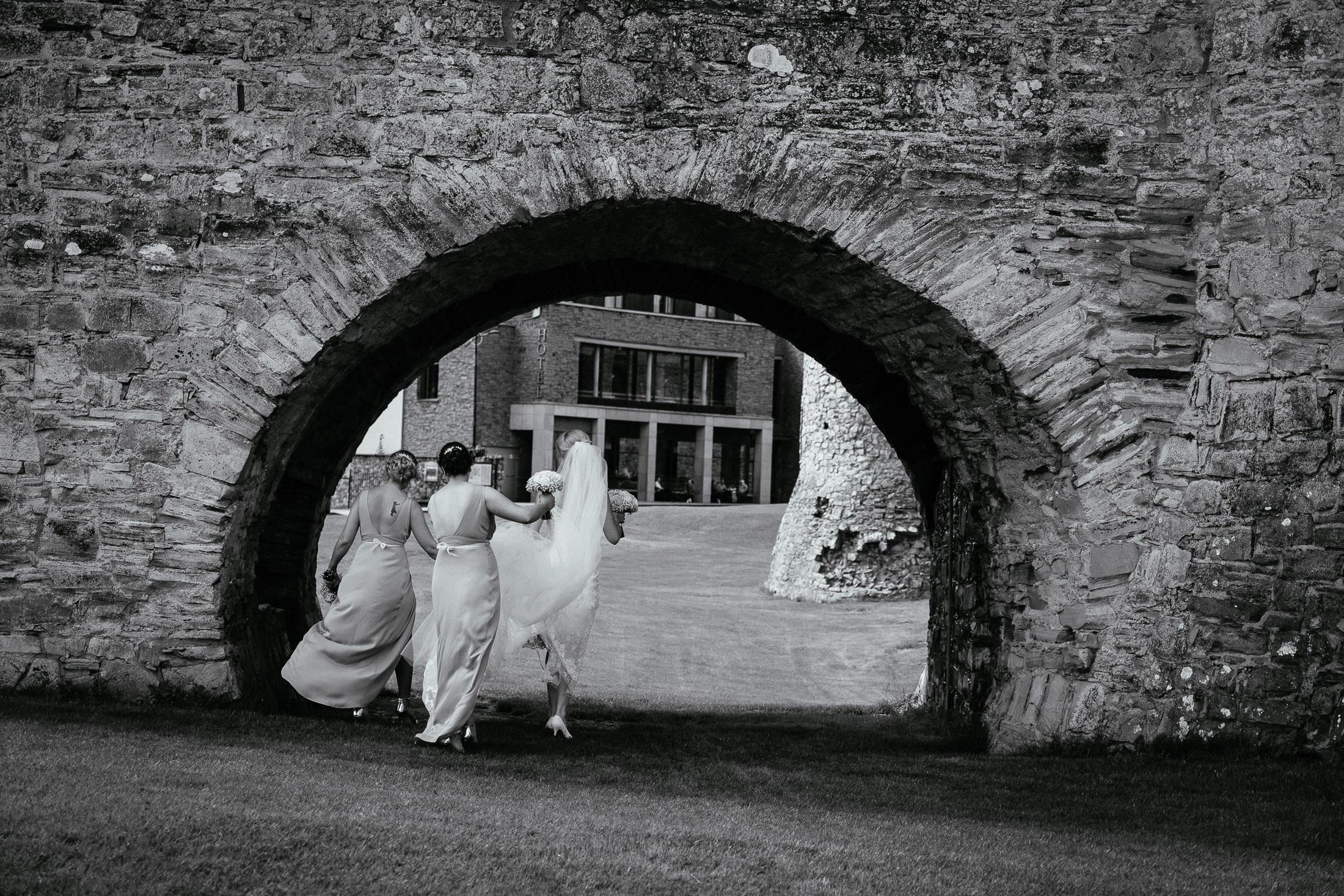 Knightsbrook Hotel Trim Castle Wedding Photographer 65