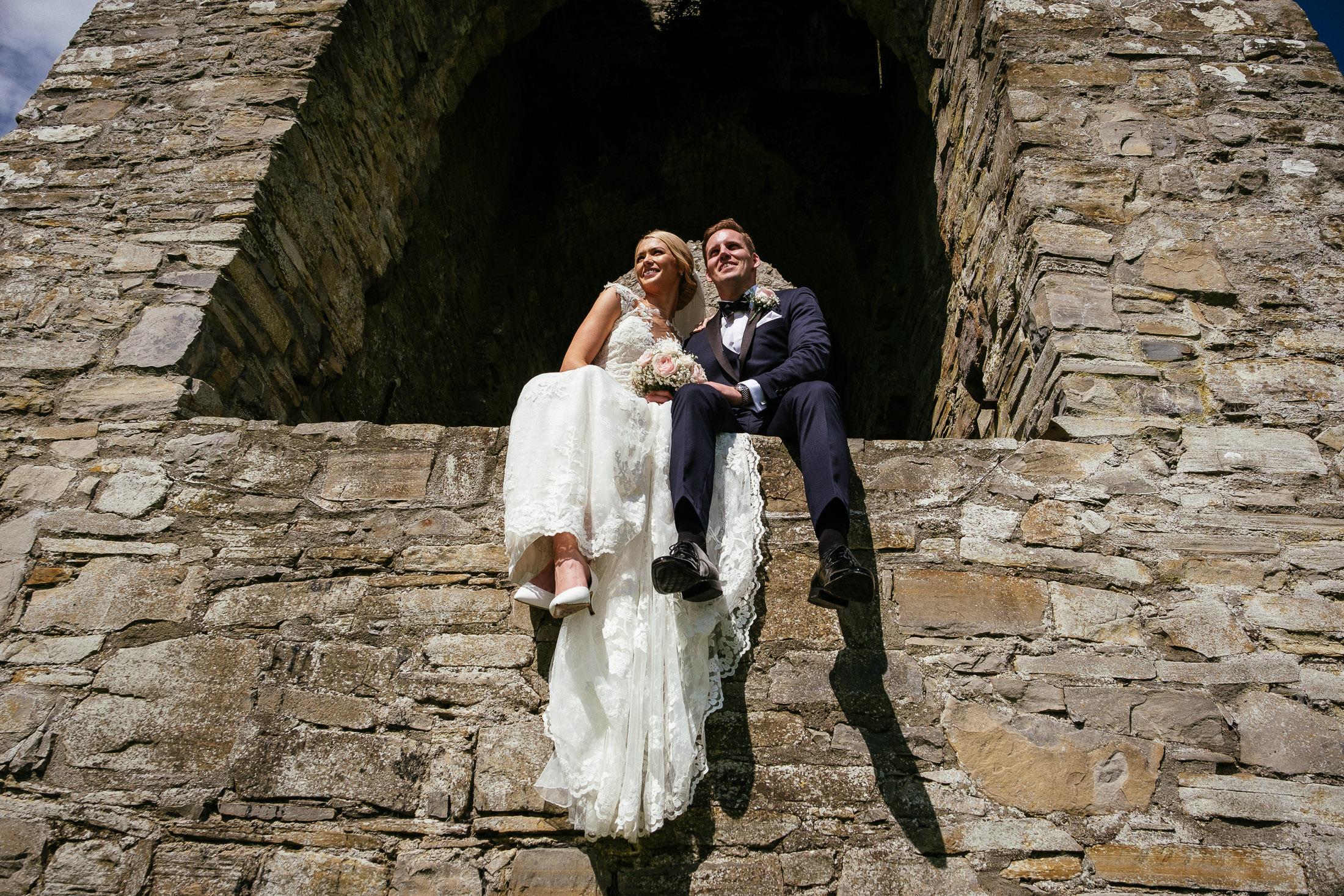Knightsbrook Hotel Trim Castle Wedding Photographer 68