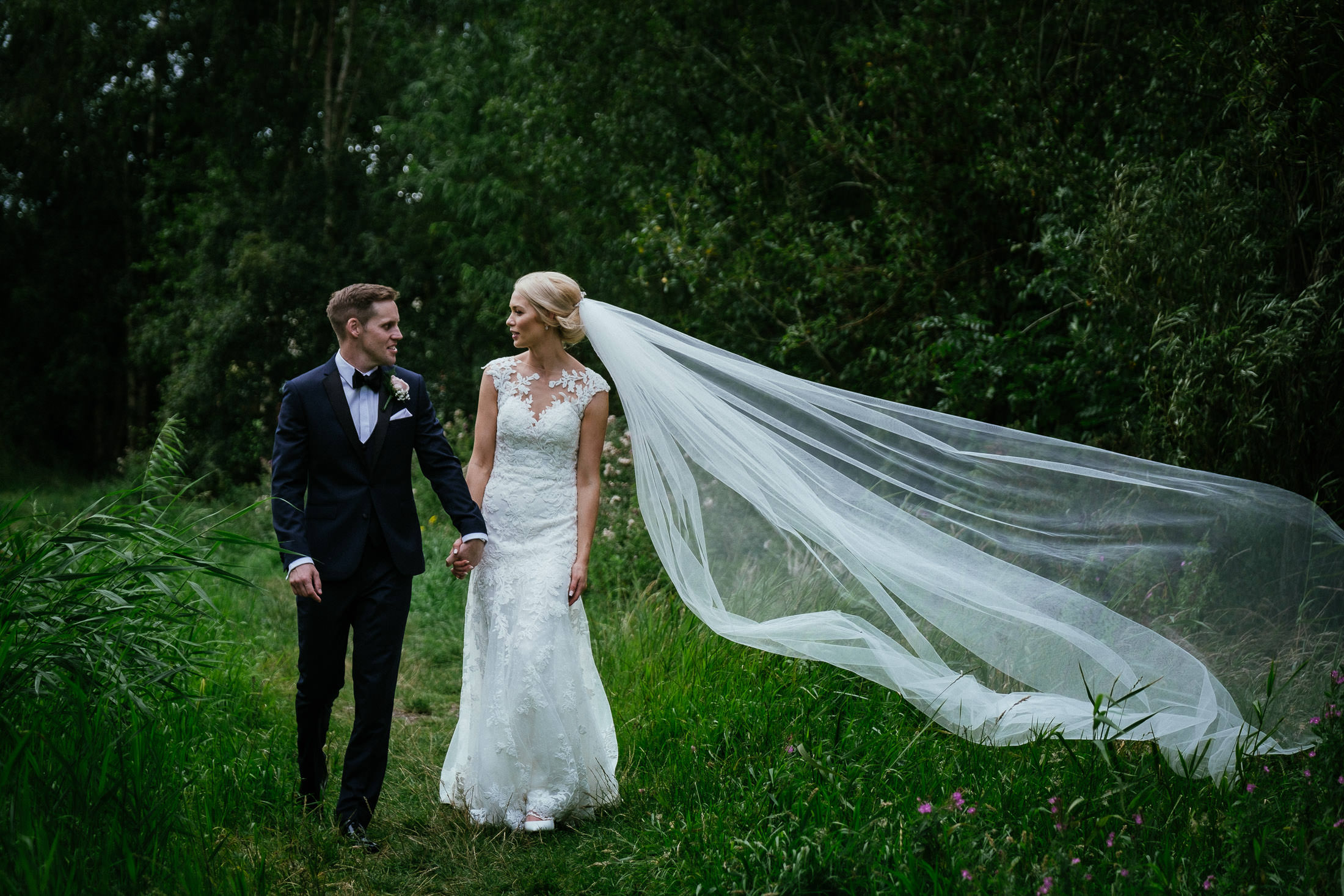 Knightsbrook Hotel Trim Castle Wedding Photographer 77