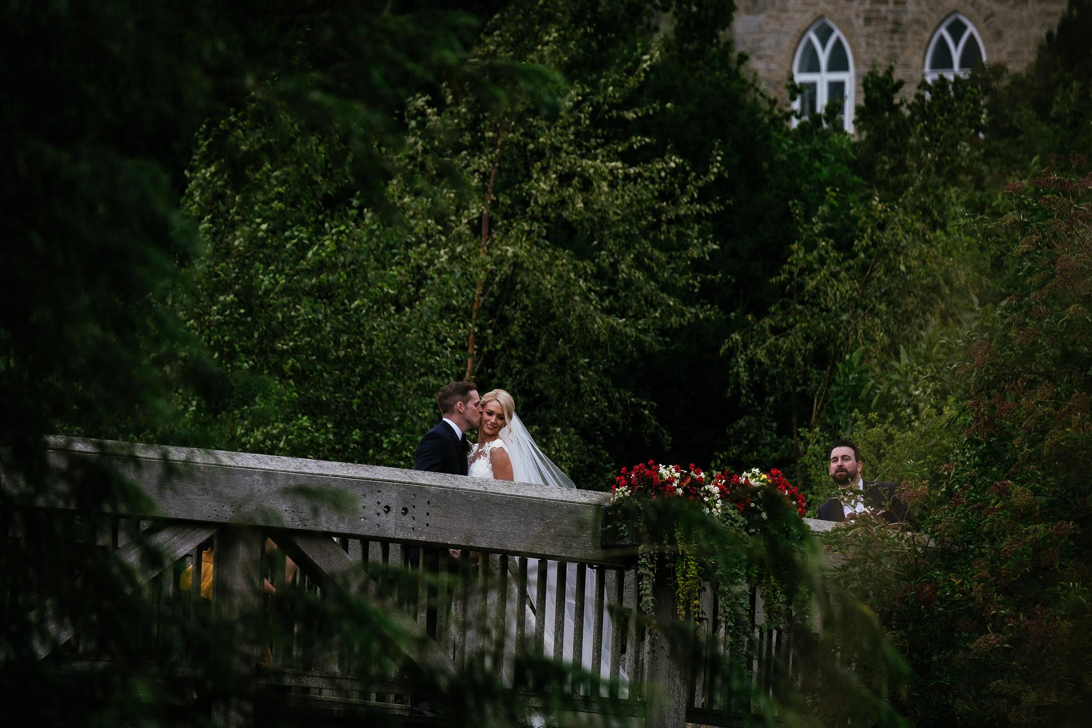 Knightsbrook Hotel Trim Castle Wedding Photographer 81