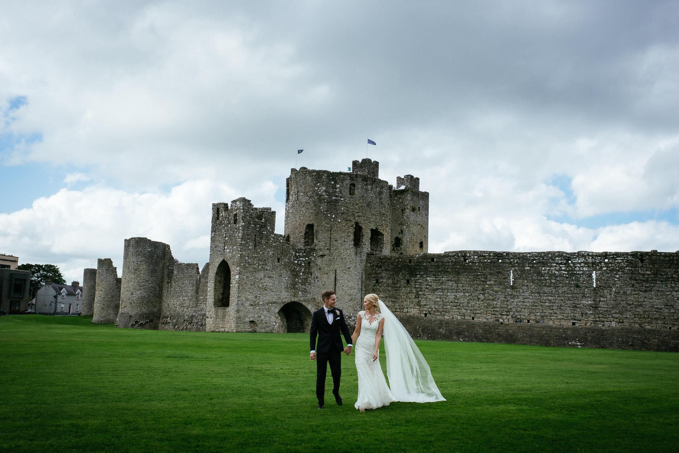 Knightsbrook Hotel Trim Castle Wedding Photographer 84