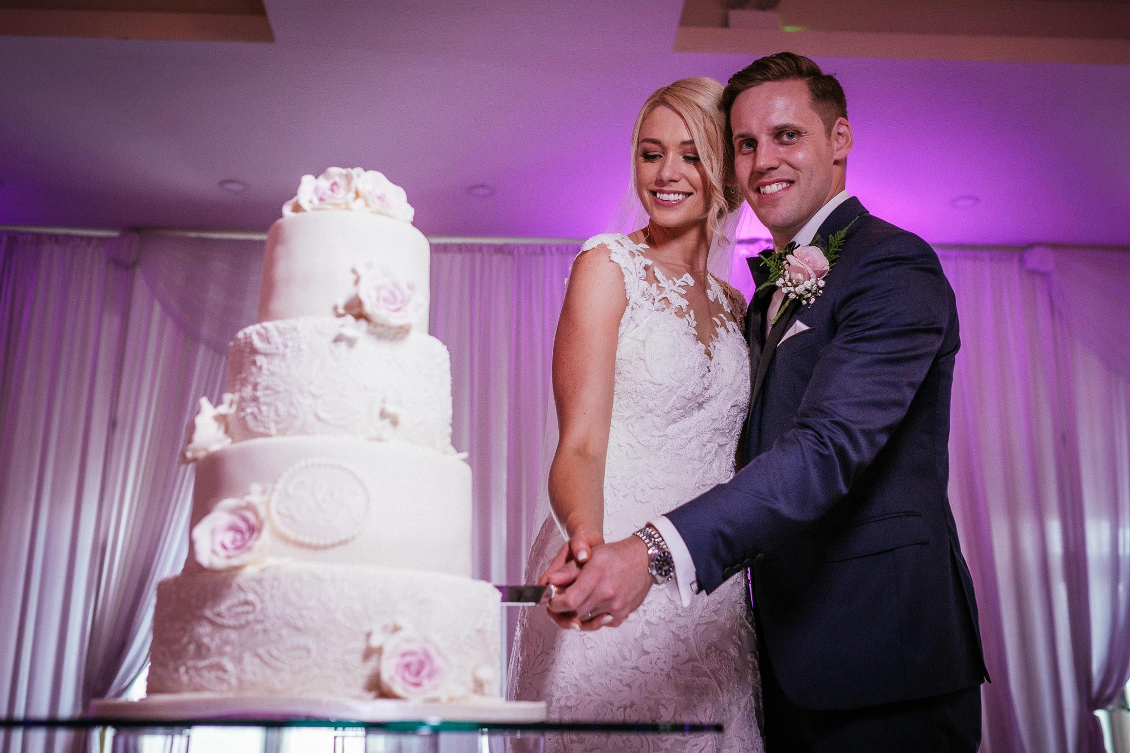 Knightsbrook Hotel Trim Castle Wedding Photographer 85