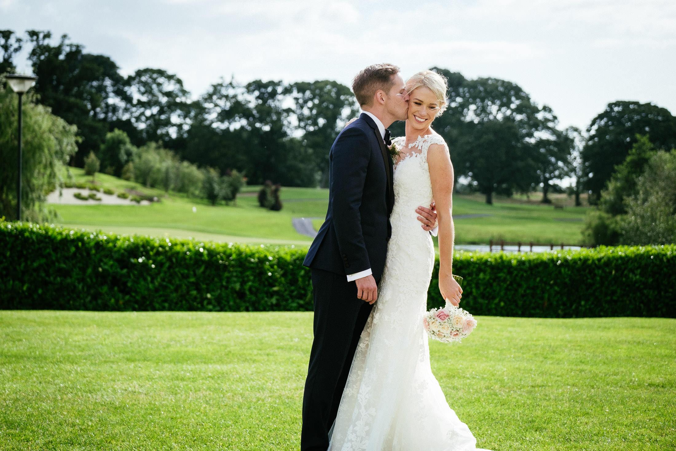 Knightsbrook Hotel Trim Castle Wedding Photographer 90