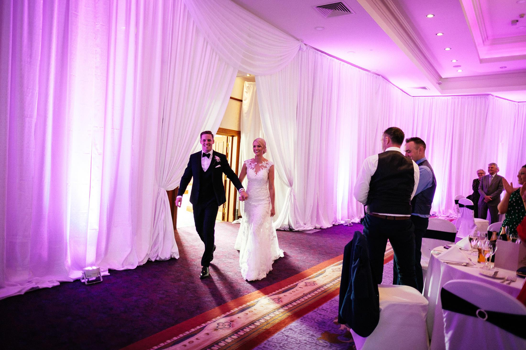 Knightsbrook Hotel Trim Castle Wedding Photographer 99