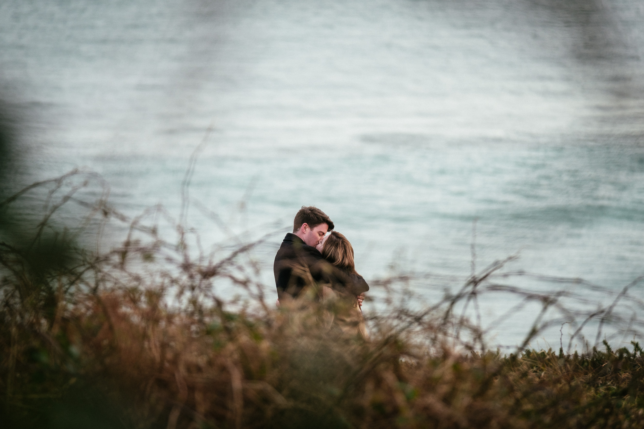 Surprise proposal at Howth Summit Dublin Photographer 3