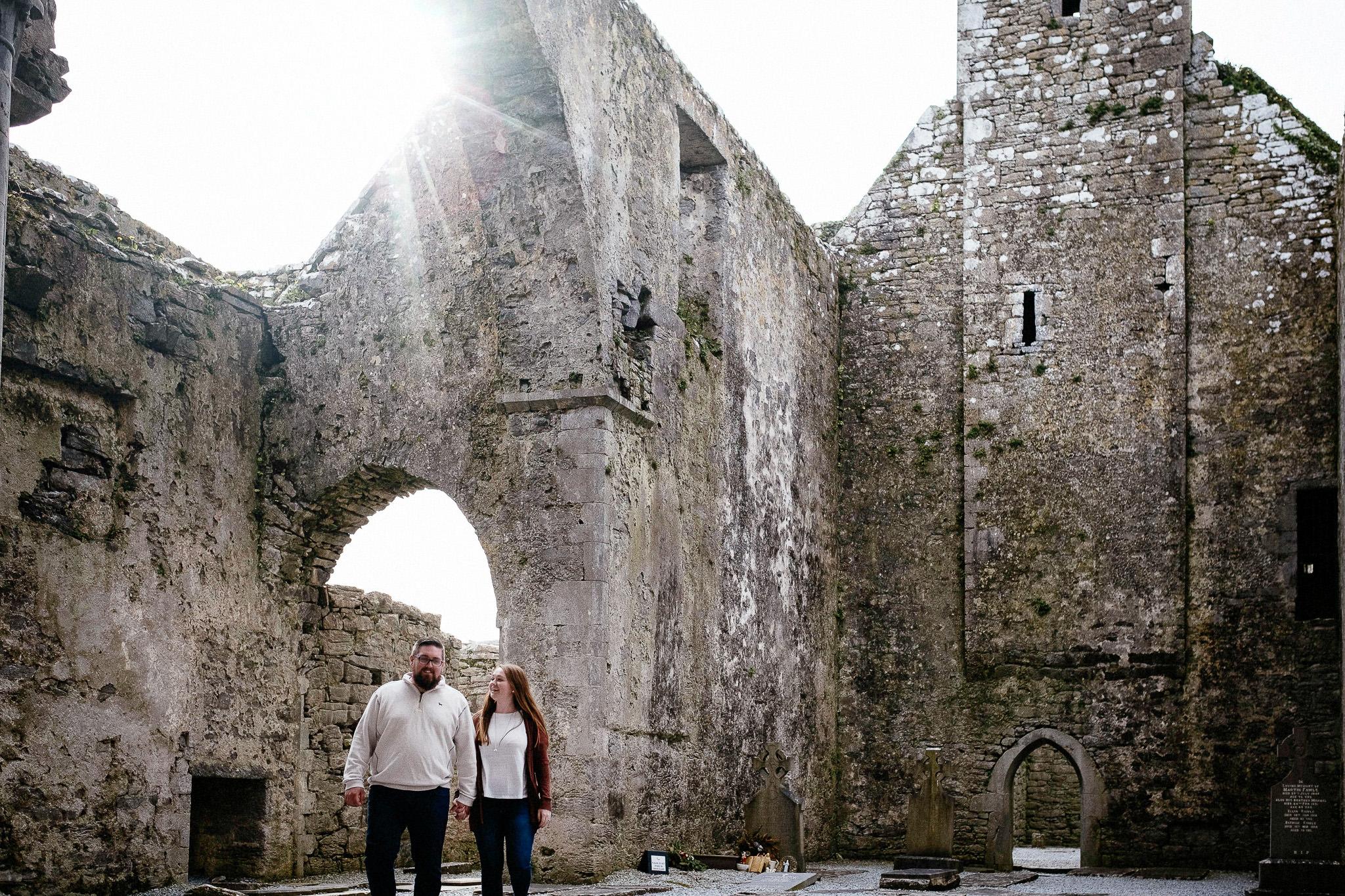 best elopement Photographer Corcomroe abbey 6