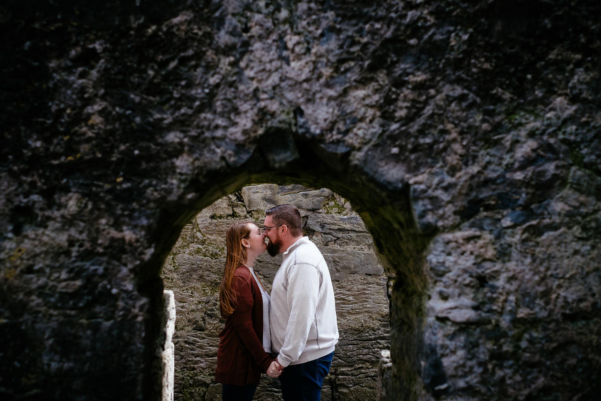 best elopement Photographer Corcomroe abbey 7