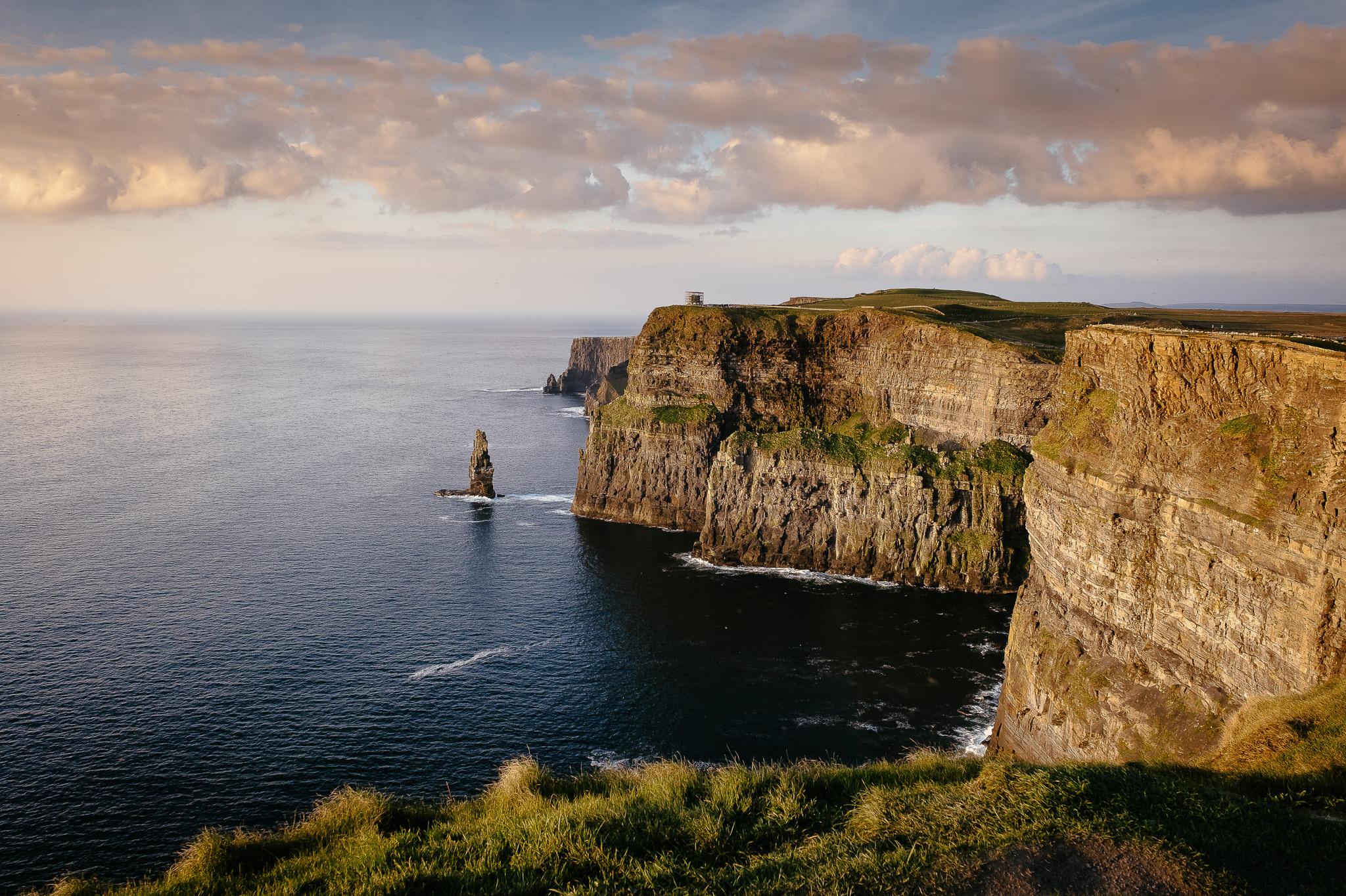 best elopement Photographer cliffs of moher 9