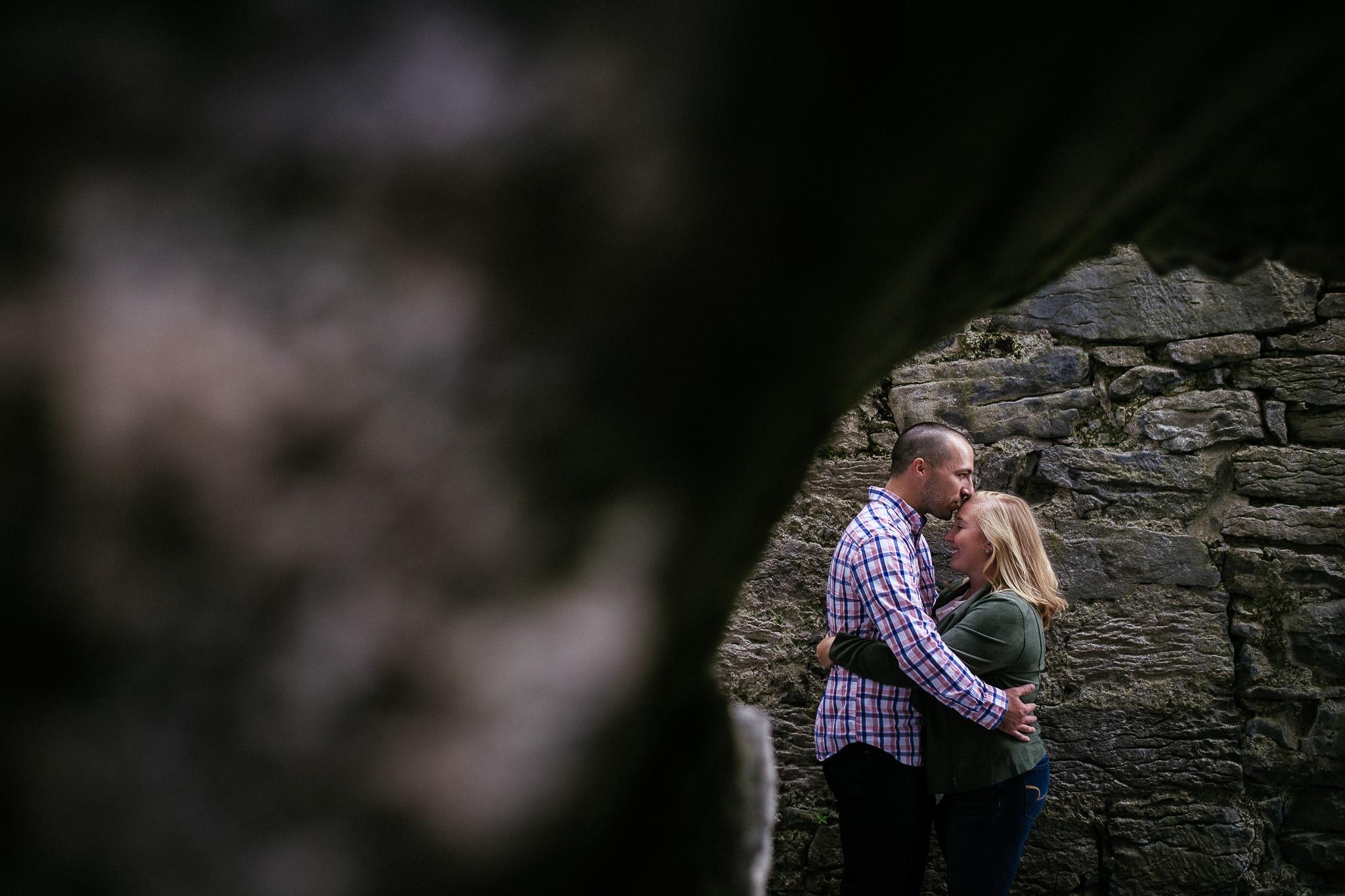 secret proposal at corcomroe abbey